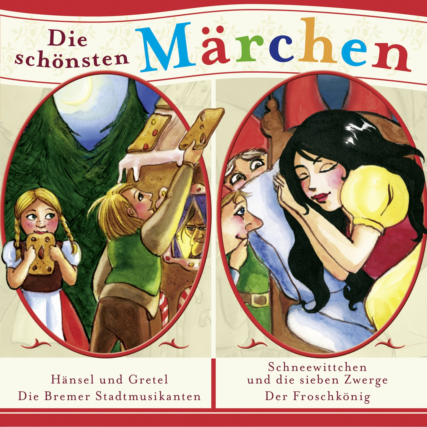 Grimms Märchen: 2er MP3-Download