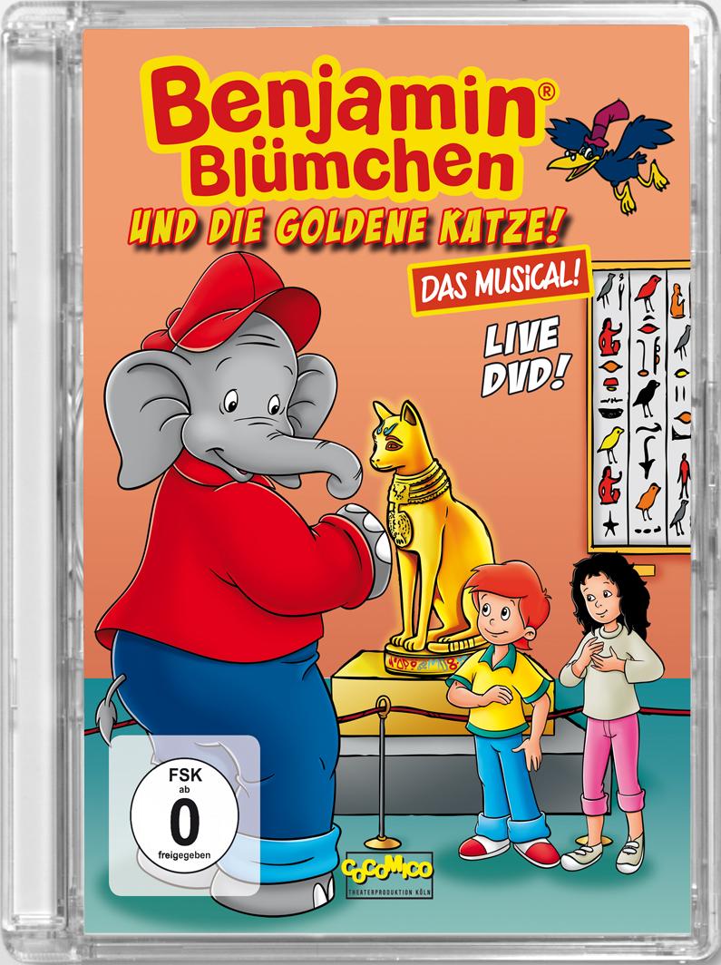 Benjamin Blümchen: und die goldene Katze – Musical