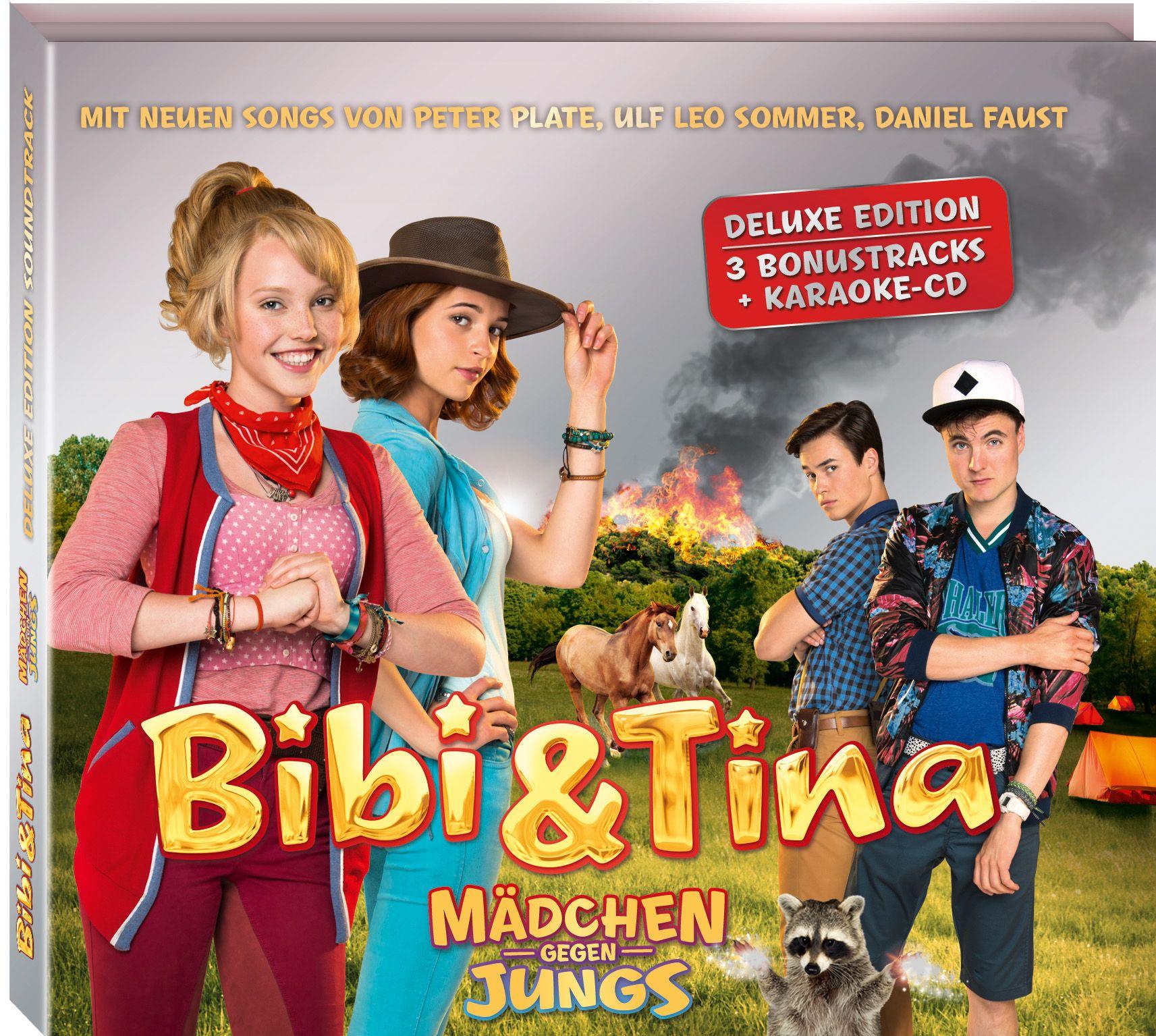 Bibi & Tina: Mädchen gegen Jungs - Der Original...