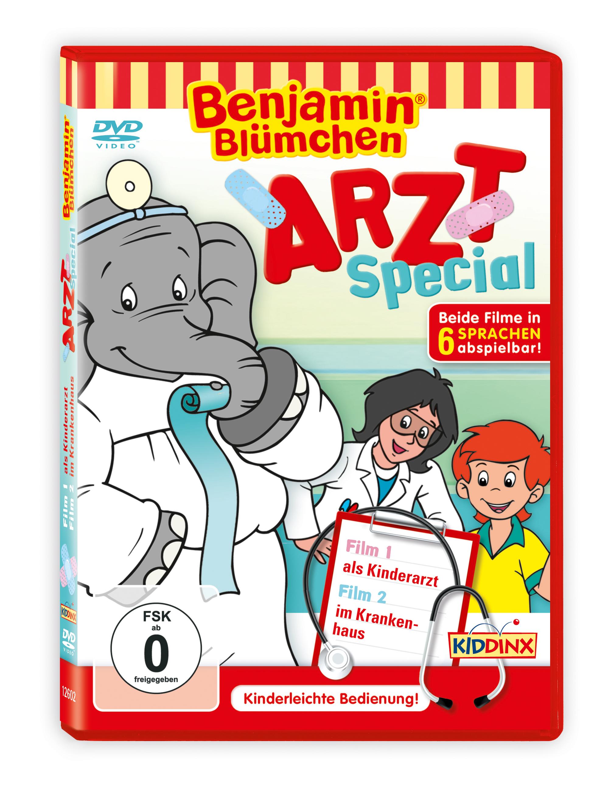Benjamin Blümchen: Arzt-Special