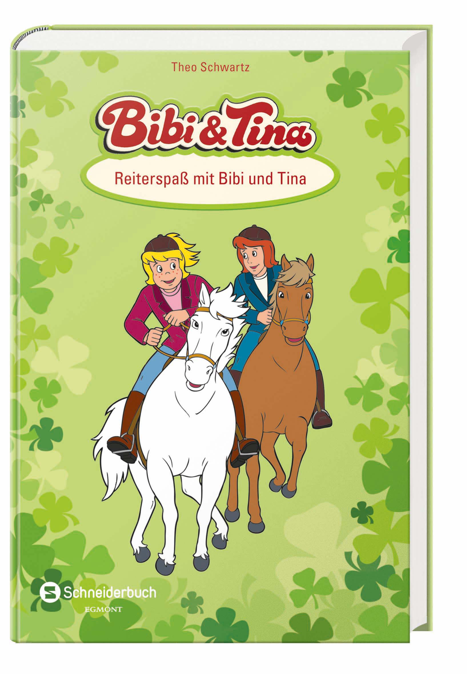 Bibi & Tina: Reiterspaß (Sammelband)