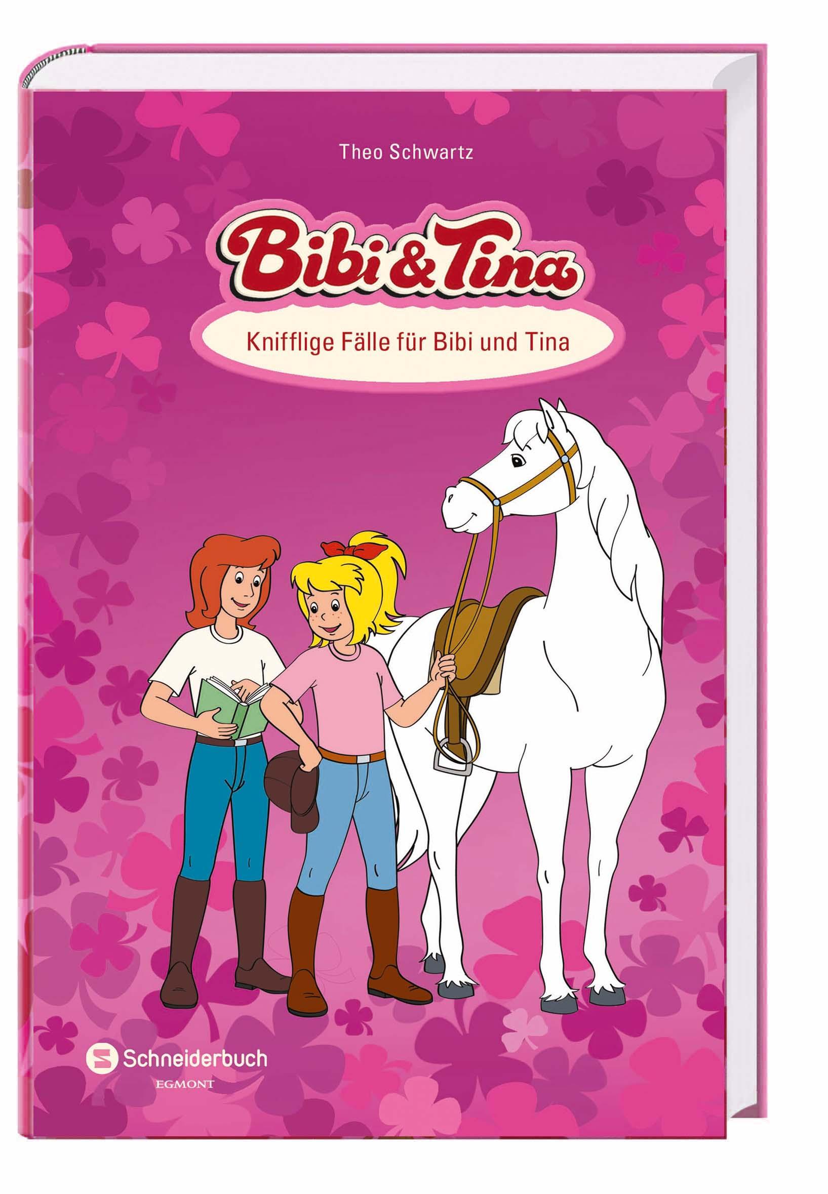 Bibi & Tina: Knifflige Fälle für Bibi & Tina (S...