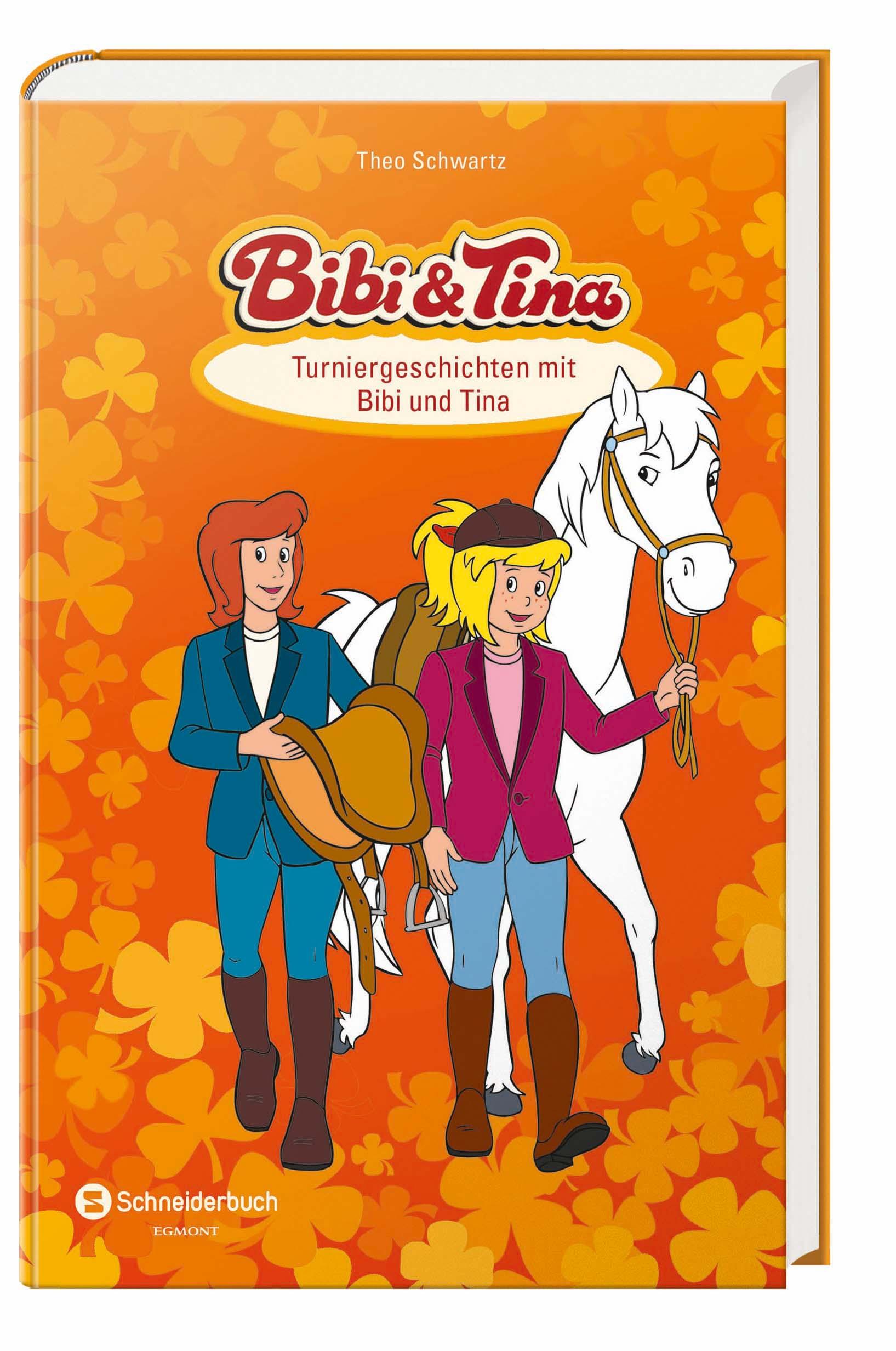 Bibi & Tina: Sammelband Turniergeschichten mit ...