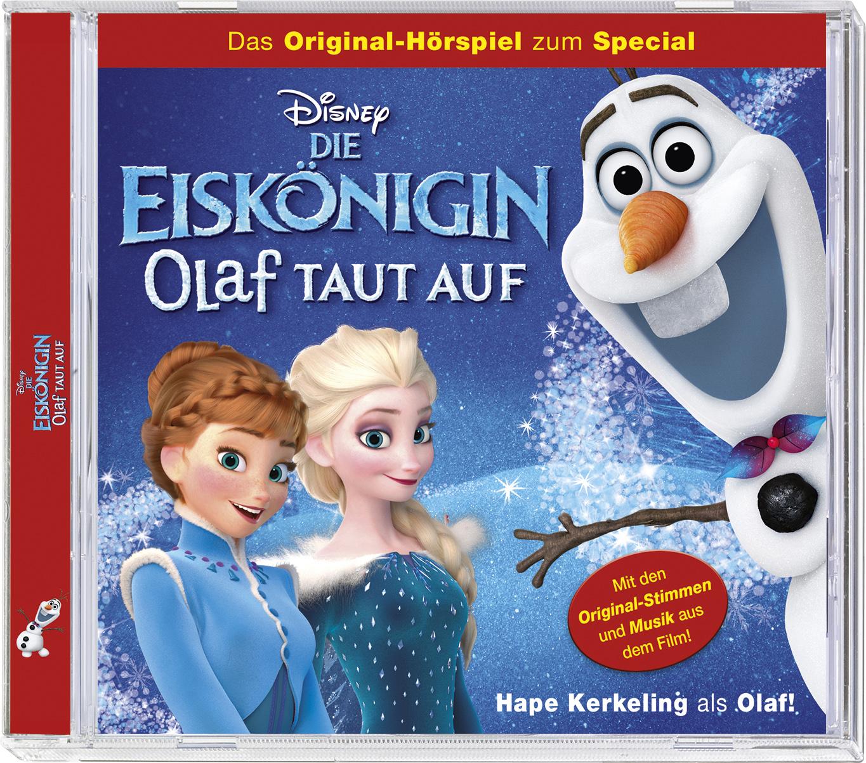 Disney: Die Eiskönigin - Olaf taut auf