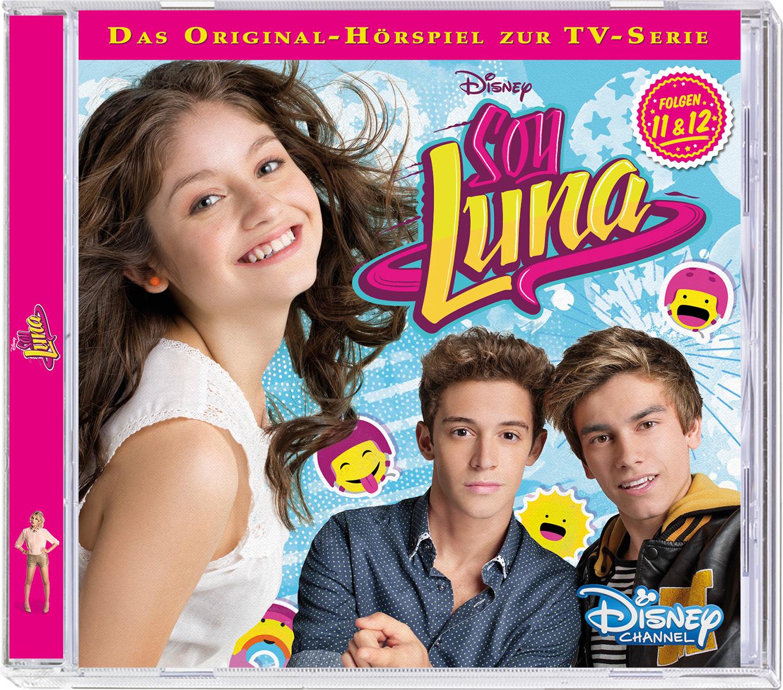 Soy Luna: Hörspiel zur Serie (Folge 11 – 12)