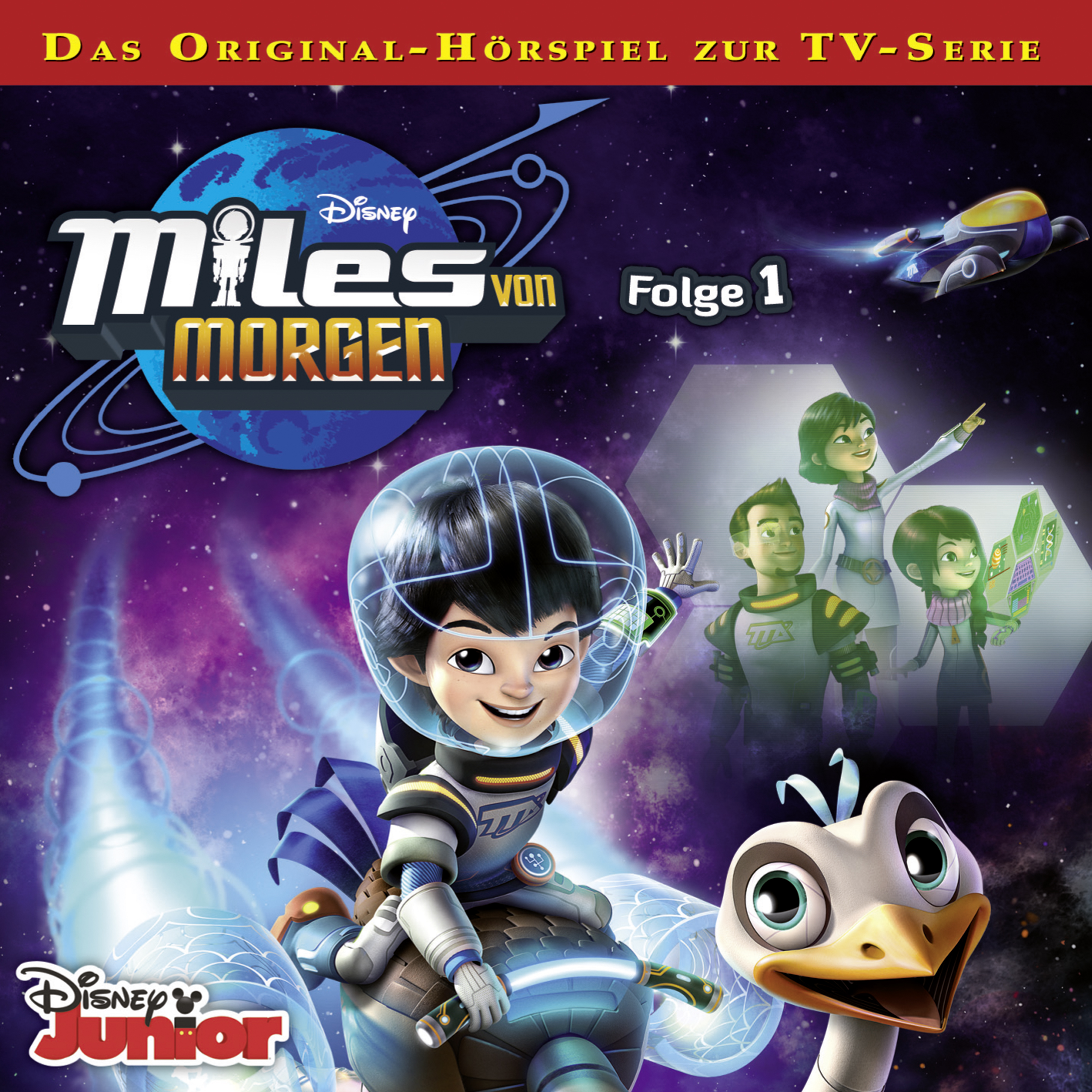 Disney: Miles von Morgen (Folge 1) MP3-Download