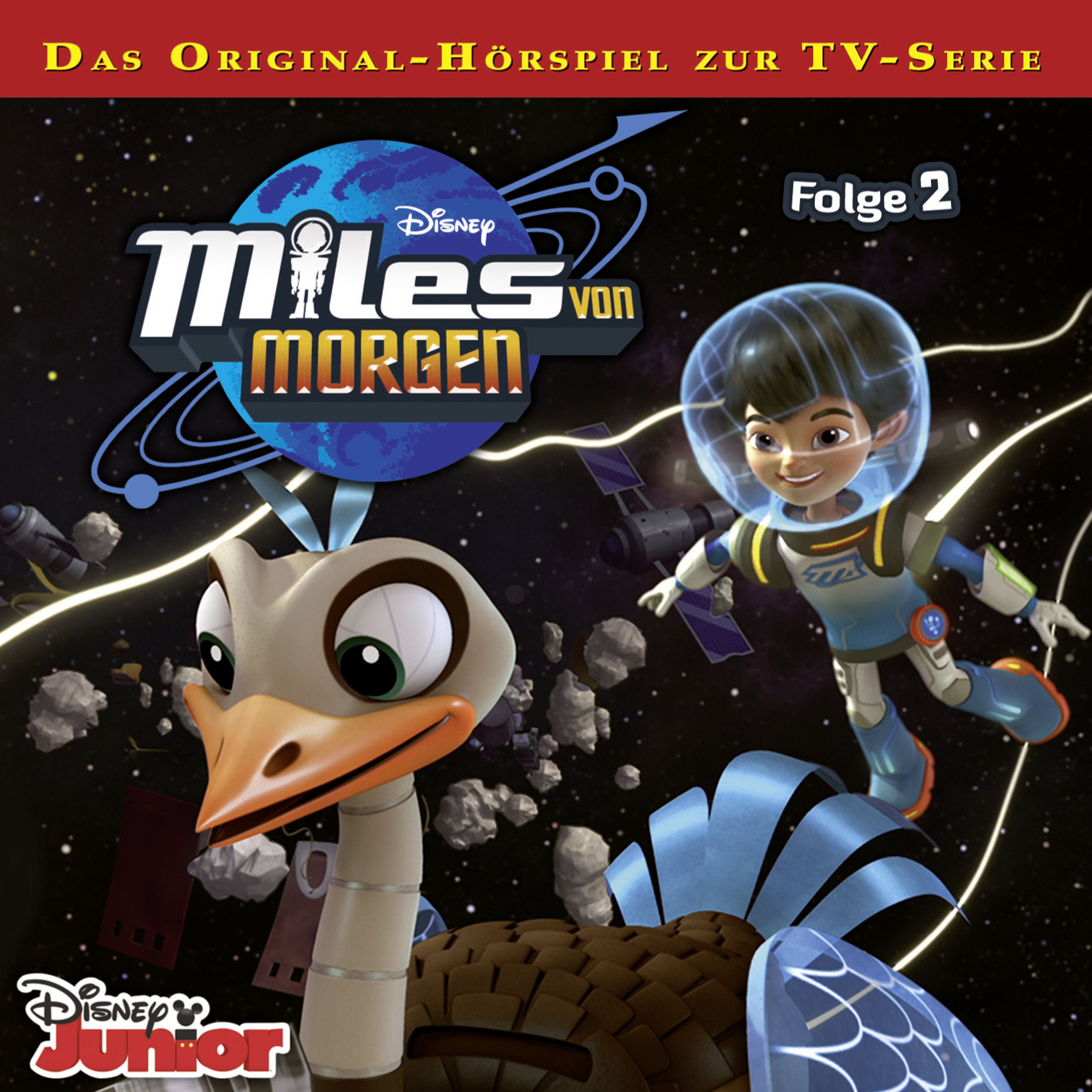 Disney: Miles von Morgen (Folge 2) MP3-Download
