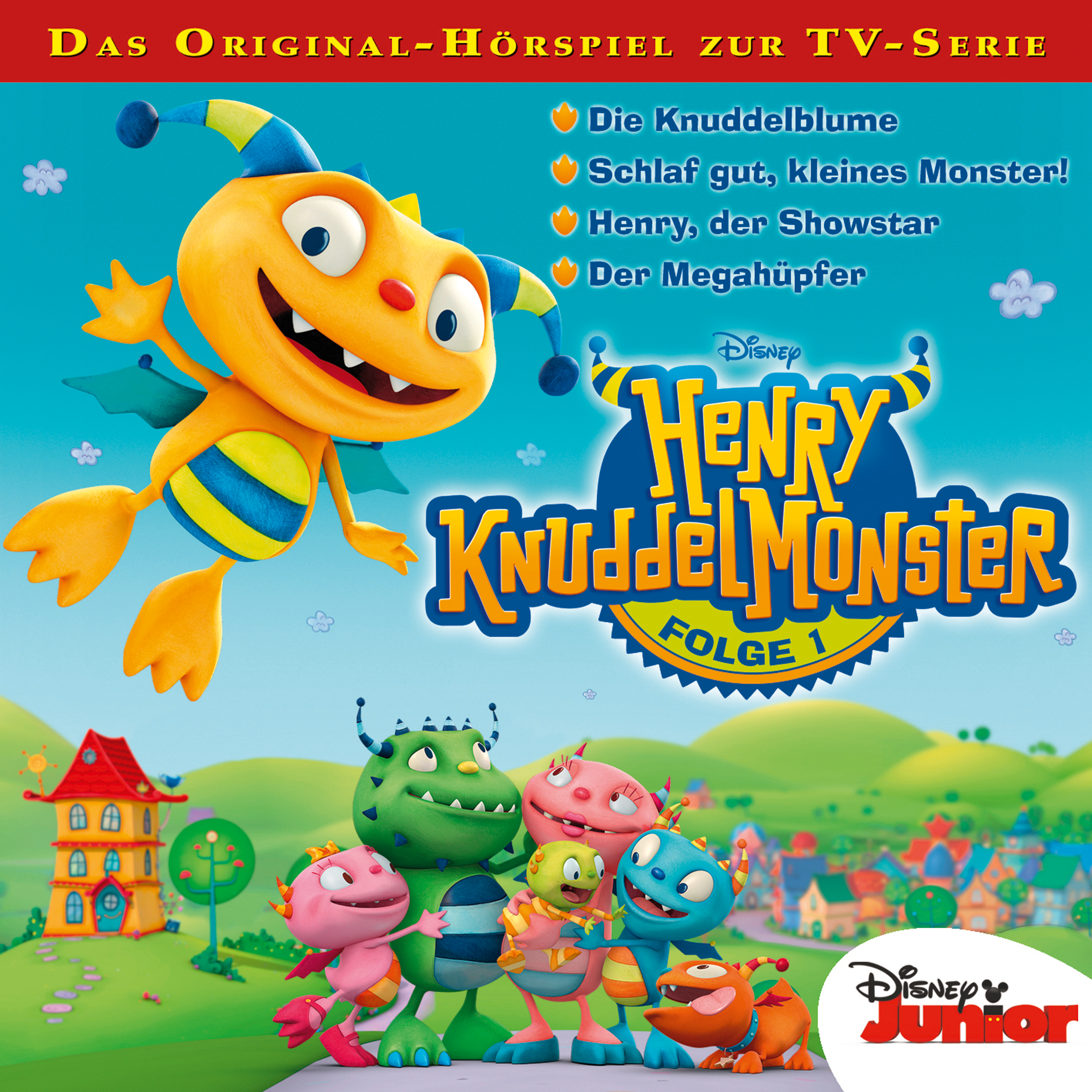 Disney: Henry Knuddelmonster (Folge 1) MP3-Download