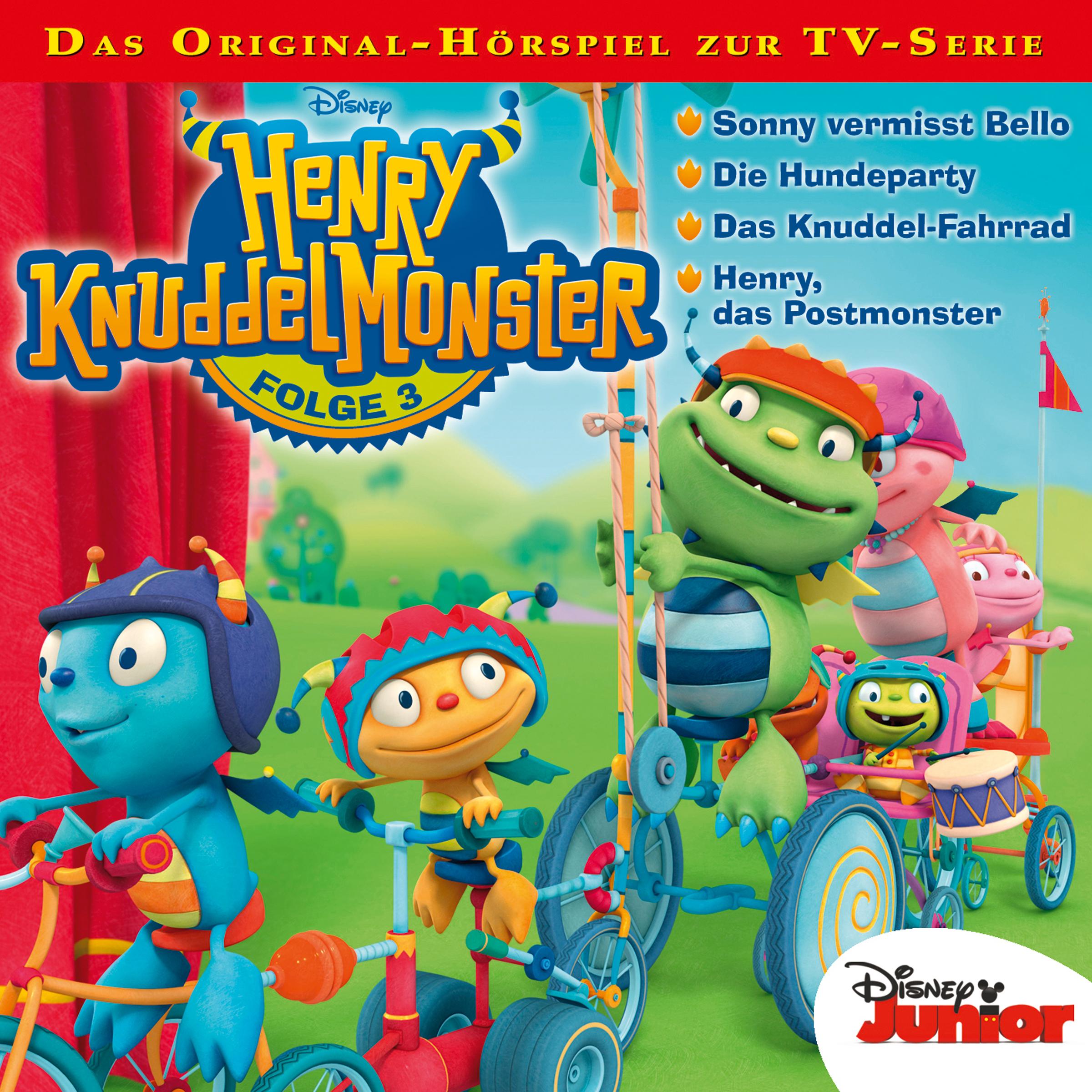 Disney: Henry Knuddelmonster (Folge 3) MP3-Download