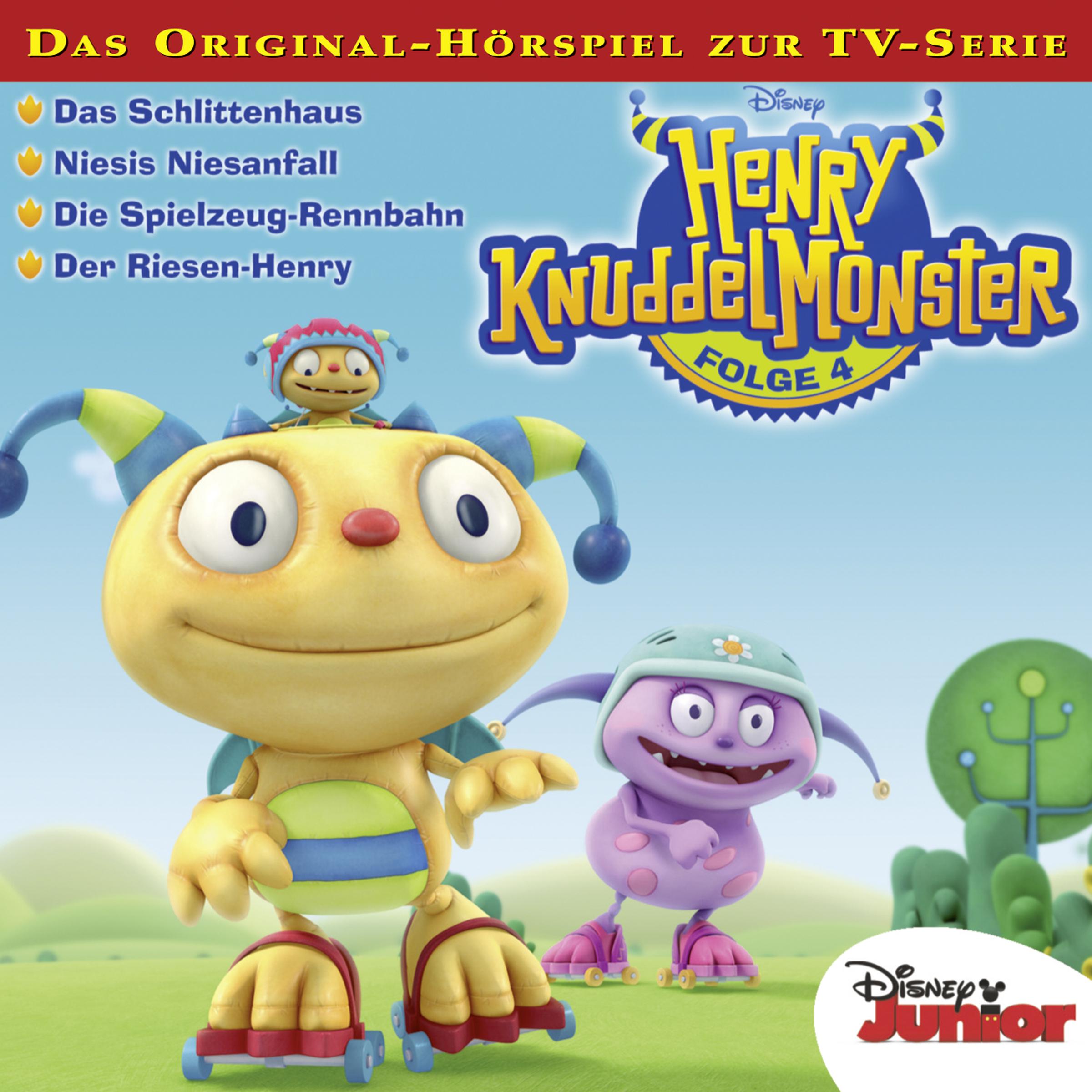 Disney: Henry Knuddelmonster (Folge 4) MP3-Download