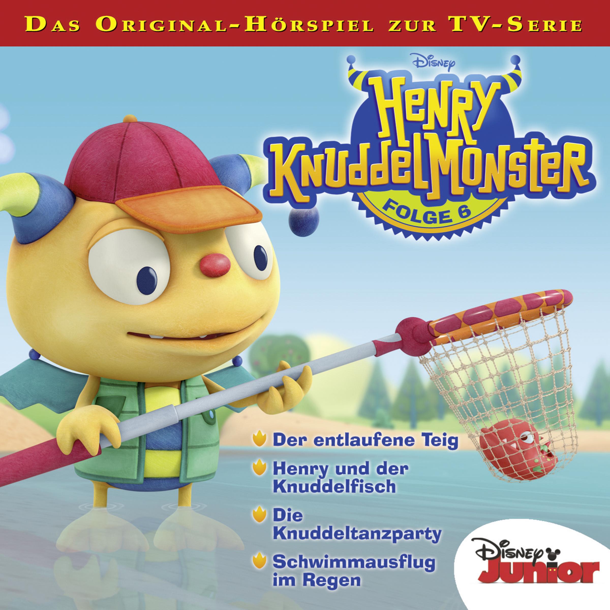 Disney: Henry Knuddelmonster (Folge 6) MP3-Download