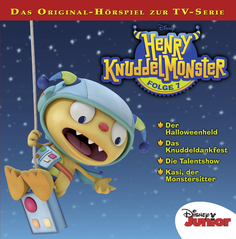 Disney: Henry Knuddelmonster (Folge 7) MP3-Download