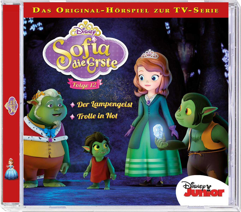Disney: Sofia die Erste - Folge 12