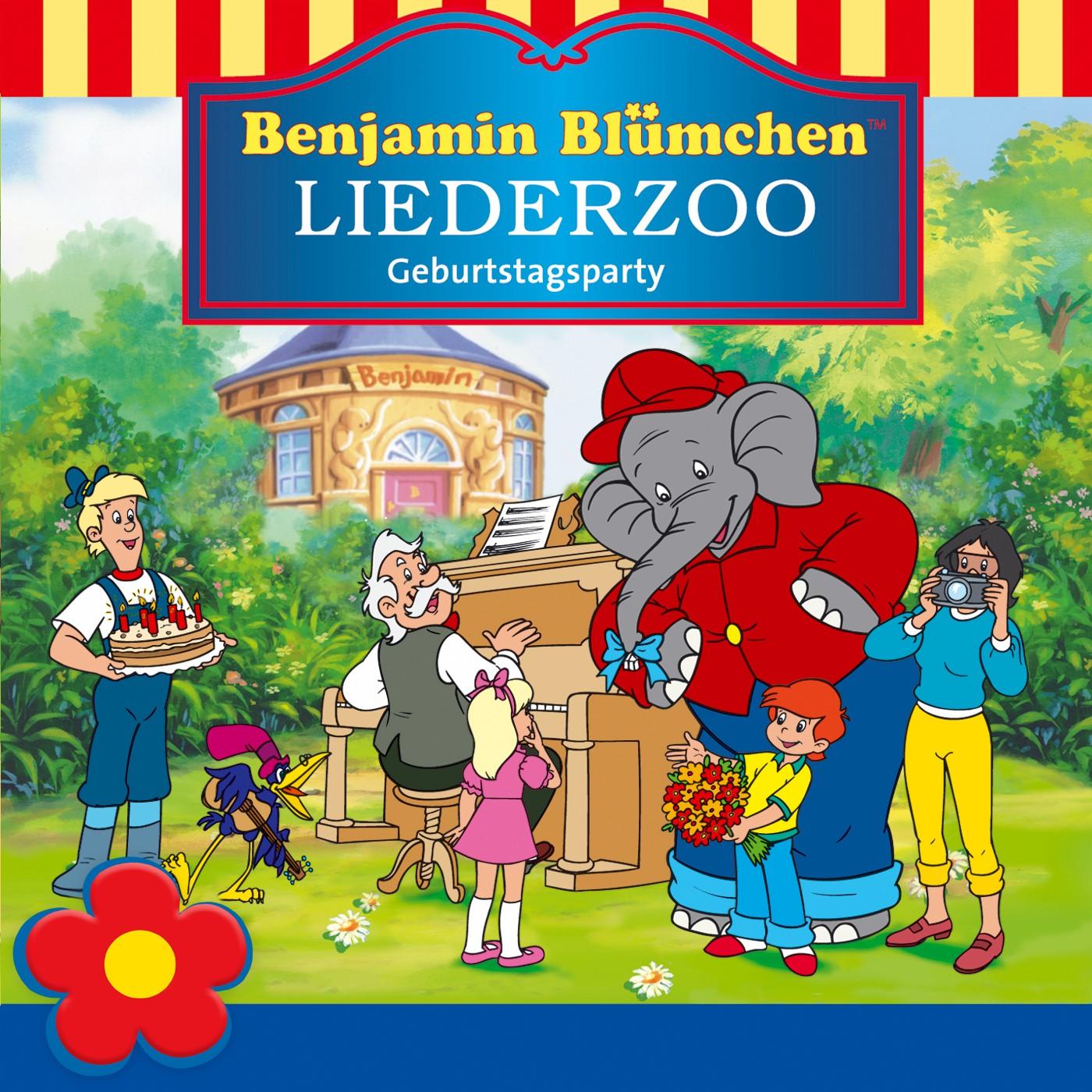 Benjamin Blümchen: Liederzoo Geburtstagsparty