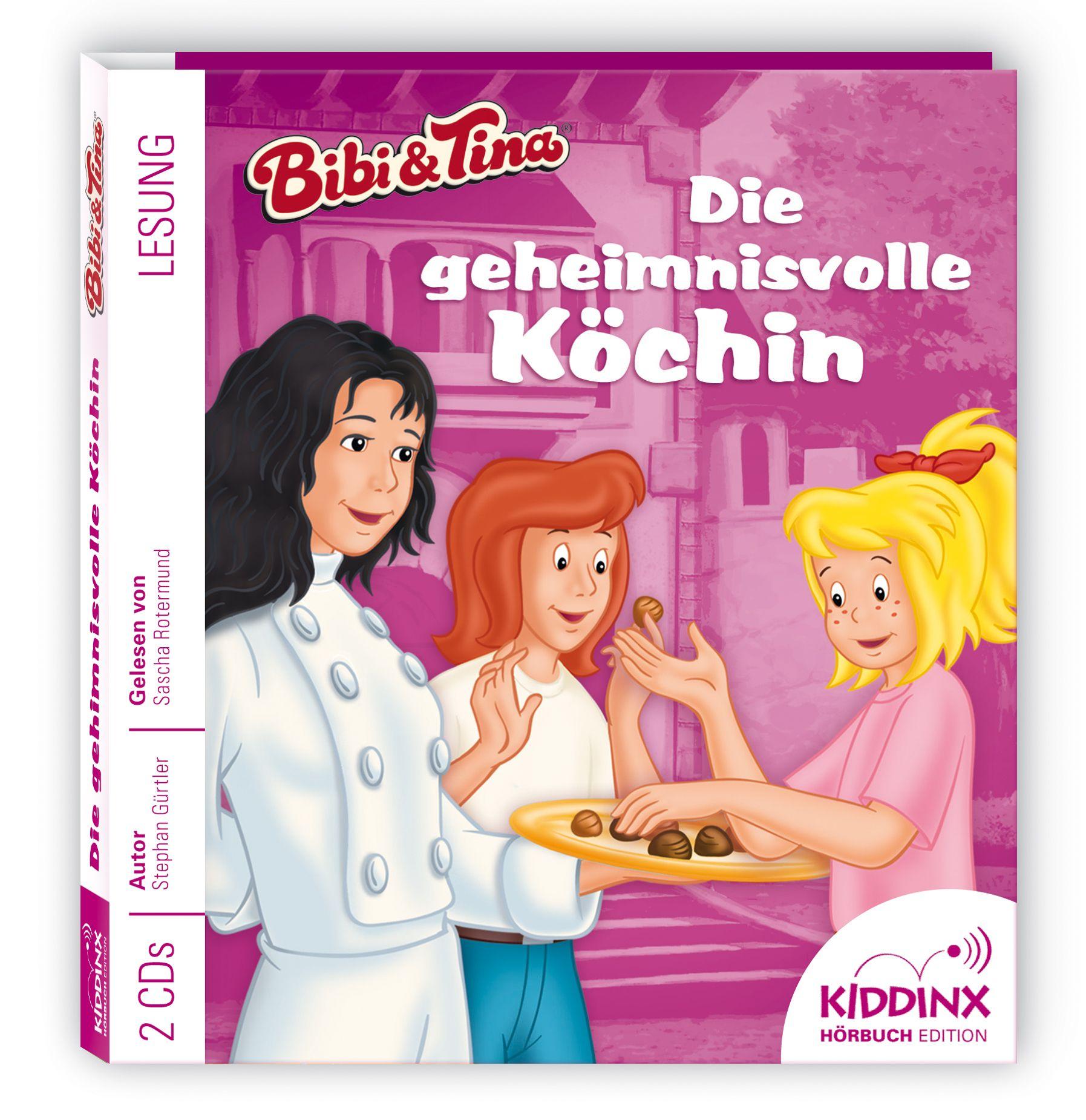 Bibi & Tina Hörbuch: Die geheimnisvolle Köchin
