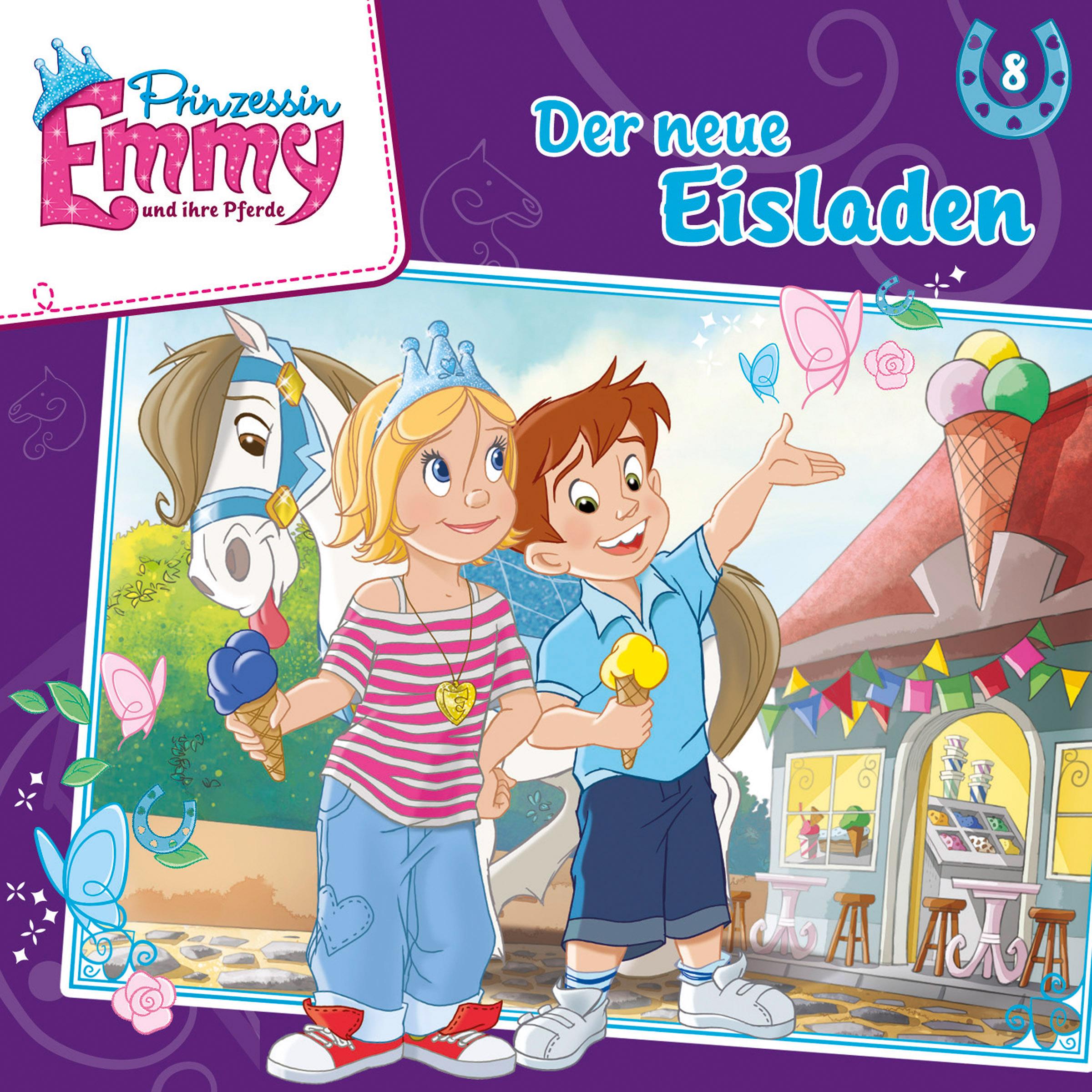 Prinzessin Emmy und ihre Pferde: Der neue Eisladen (Folge 8)