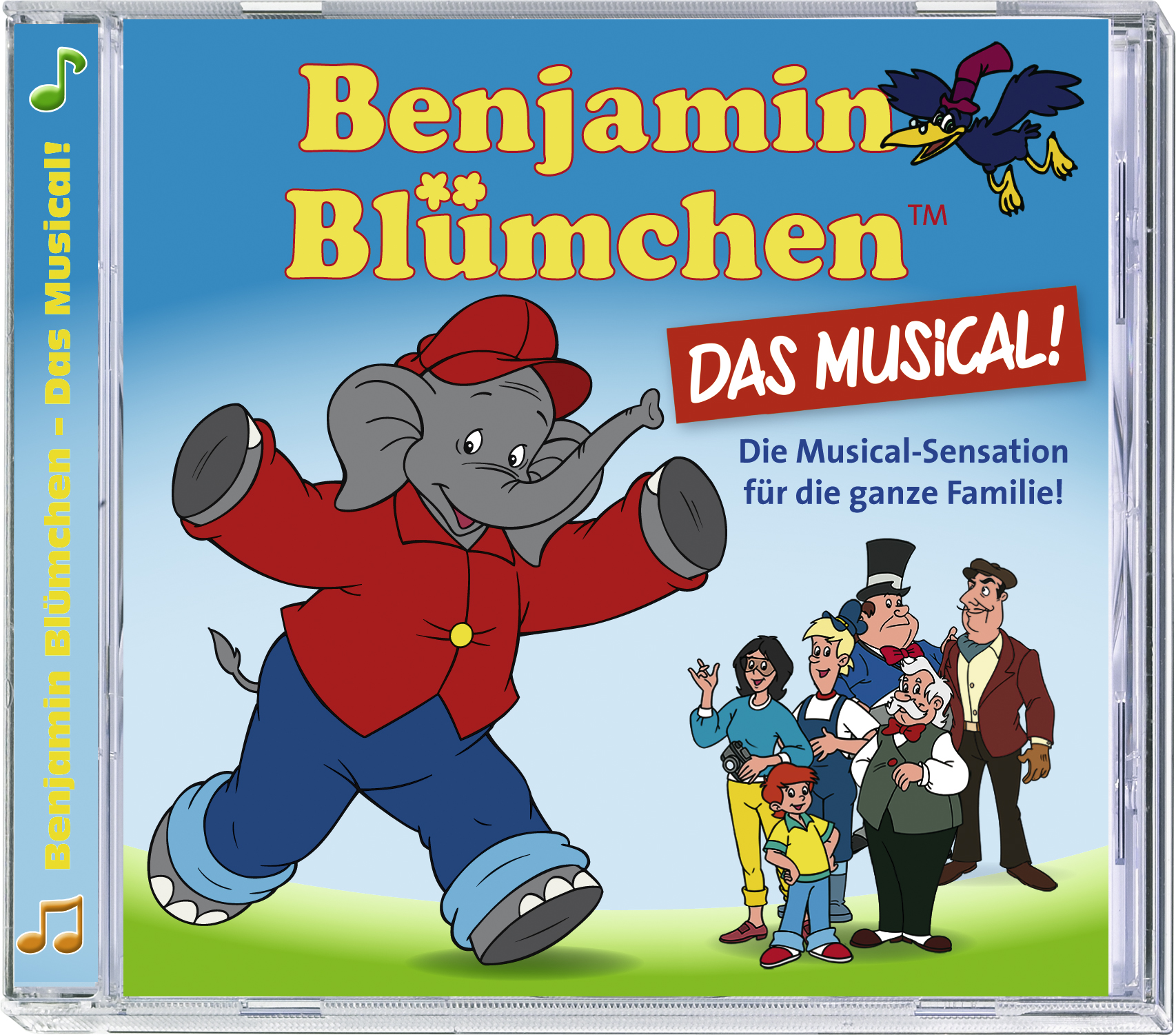 Benjamin Blümchen: Das Musical 1