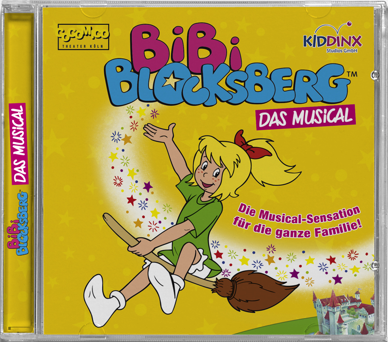 Bibi Blocksberg: Soundtrack zum Musical 2013