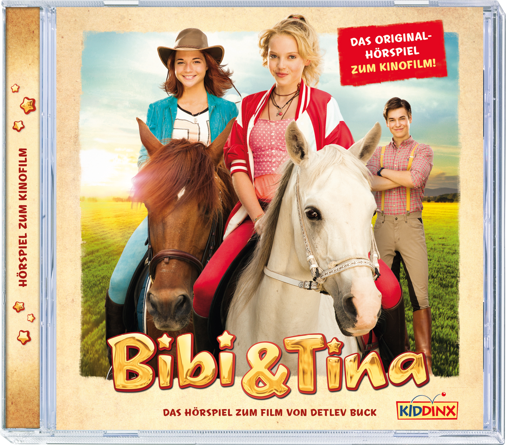 Bibi & Tina: Das Original-Hörspiel zum Kinofilm