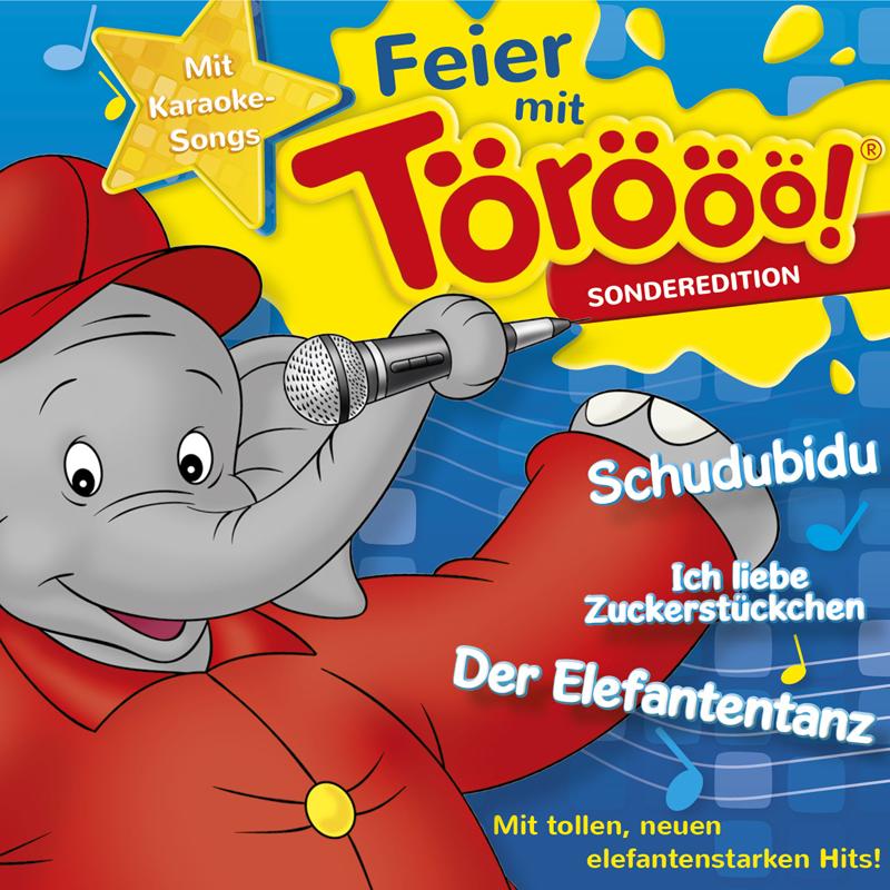 Benjamin Blümchen: Feier mit Törööö! (Sonderedi...