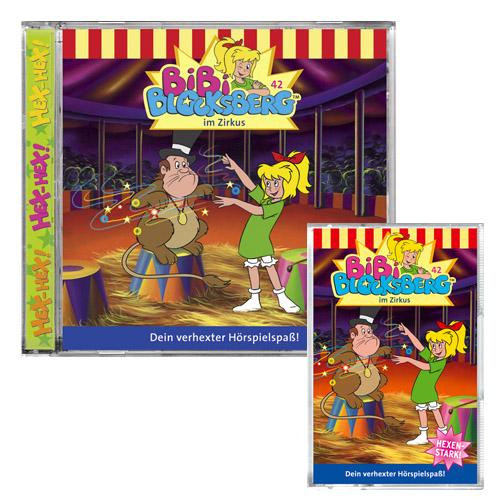Bibi Blocksberg … im Zirkus (Folge 42)