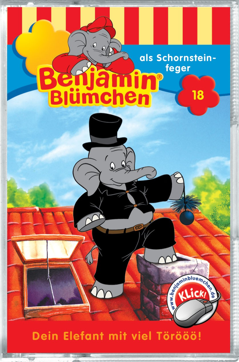 Benjamin Blümchen ... als Schornsteinfeger (Fol...