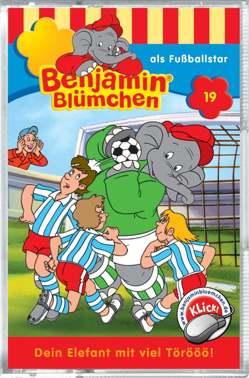 Benjamin Blümchen … als Fußballstar (Folge 19)