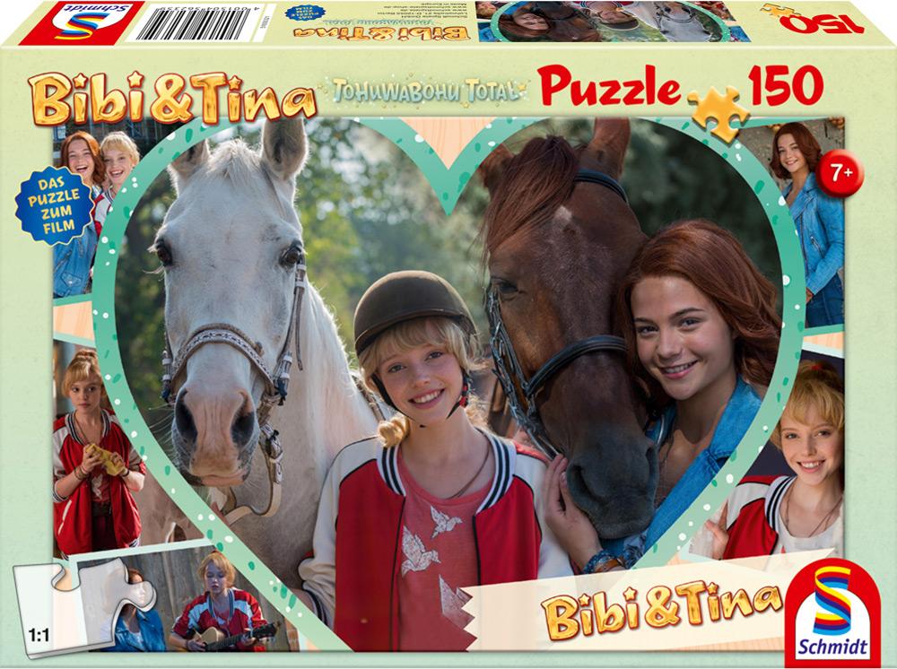 Bibi & Tina: Mädchenfreundschaft