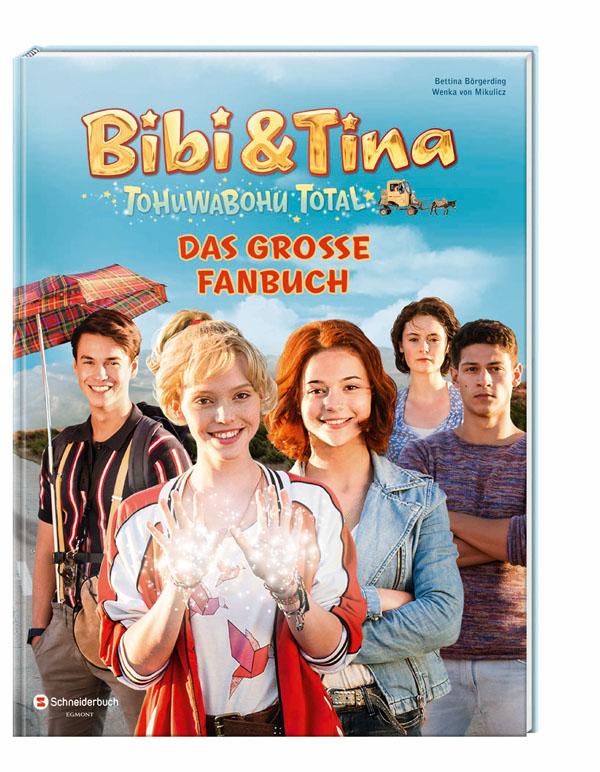 Bibi & Tina: Tohuwabohu total - Fanbuch zum 4. ...
