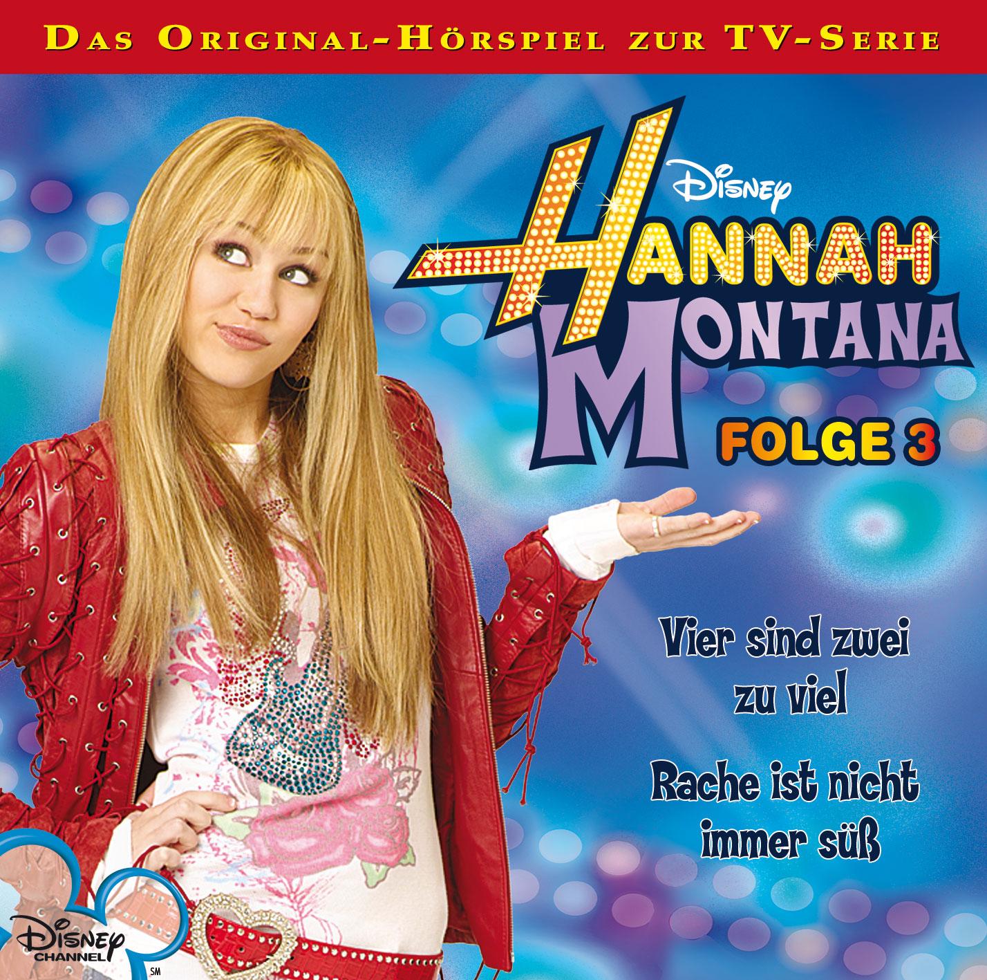 Hannah Montana: Vier sind zwei zu viel / .. (Fo...