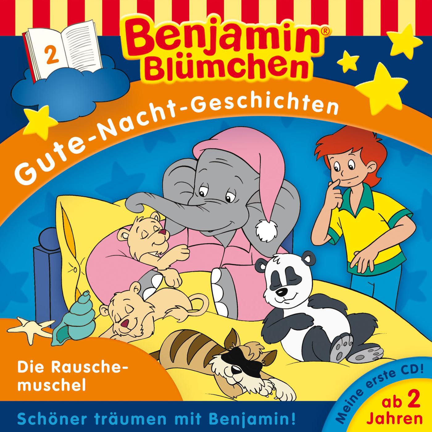 Benjamin Blümchen Die Rauschemuschel (Folge 2)