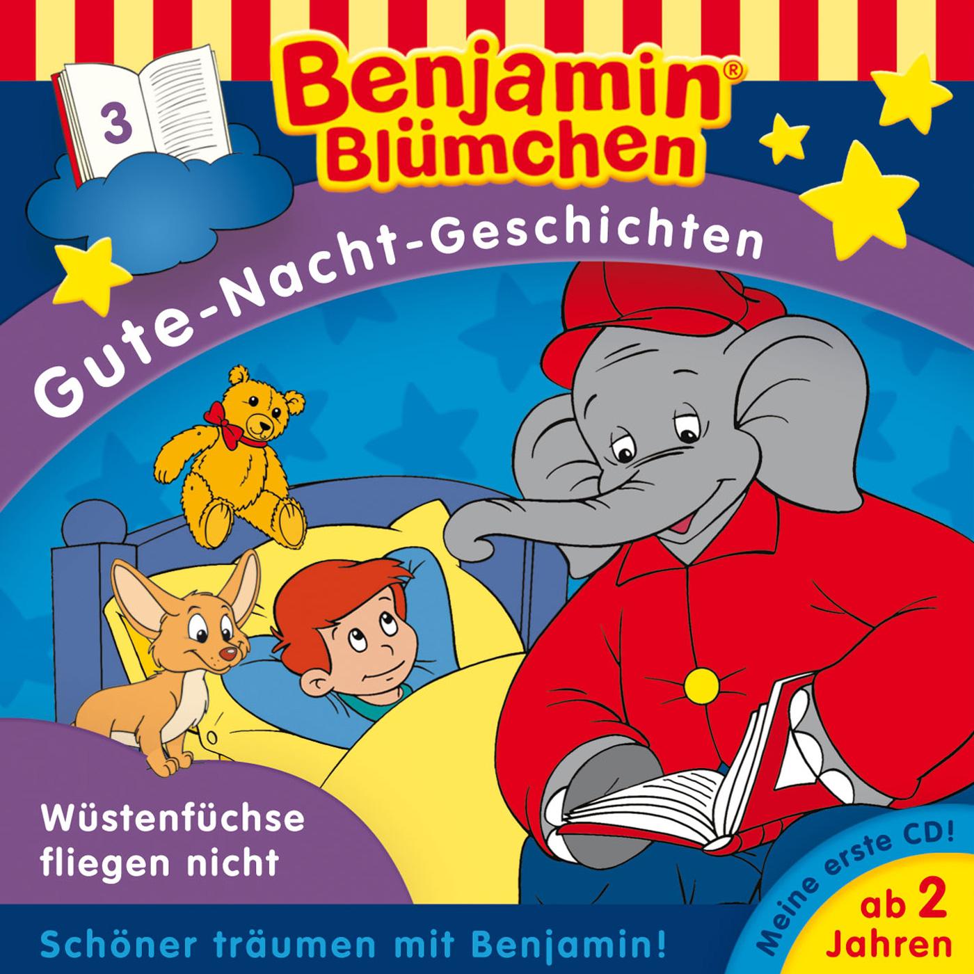 Benjamin Blümchen Wüstenfüchse fliegen nicht (F...