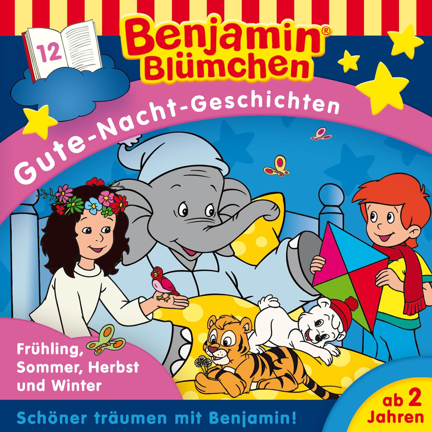 Benjamin Blümchen Frühling, Sommer, Herbst und ...