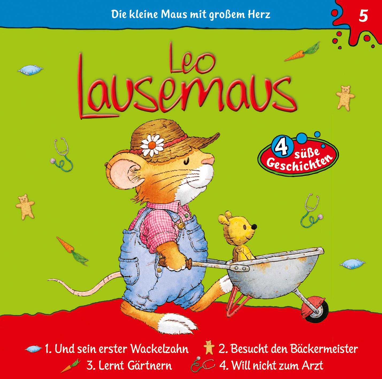 MP3 Leo Lausemaus