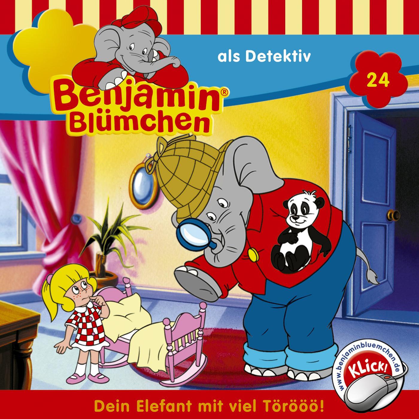 Benjamin Blümchen ... als Detektiv (Folge 24)