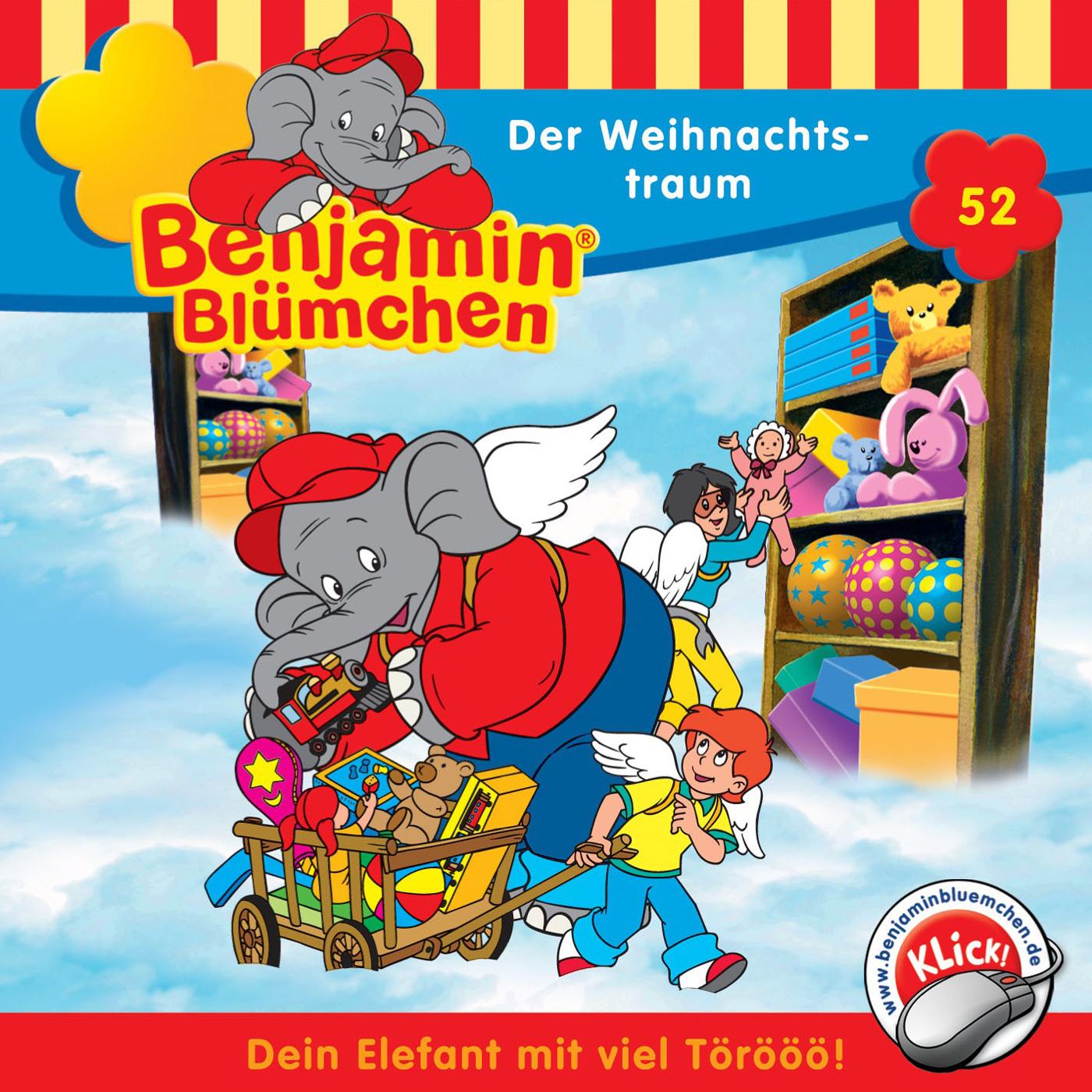 Benjamin Blümchen Der Weihnachtstraum (Folge 52)