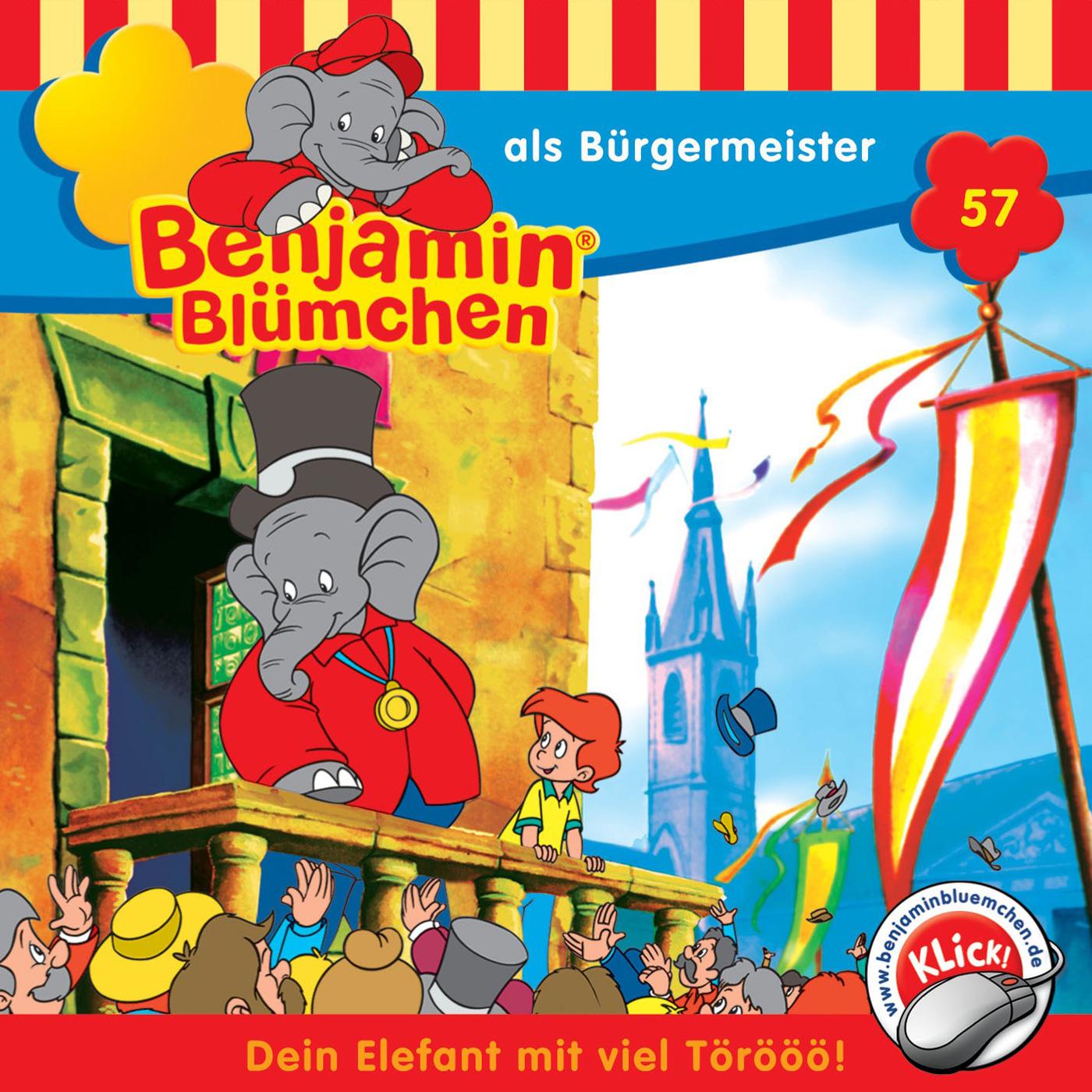 Benjamin Blümchen ... als Bürgermeister (Folge 57)