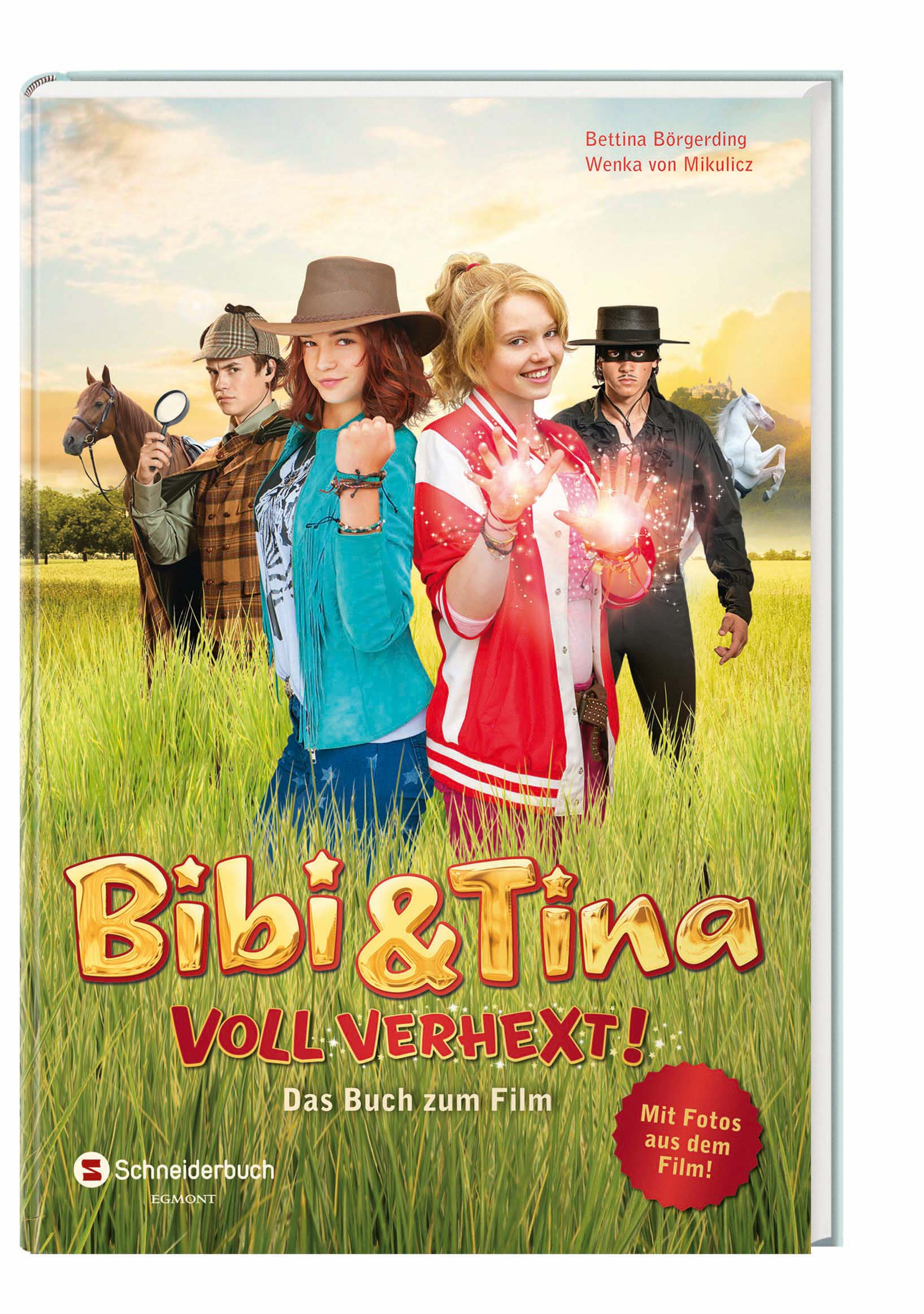 Bibi & Tina: Voll verhext! - Das Buch zum Film ...