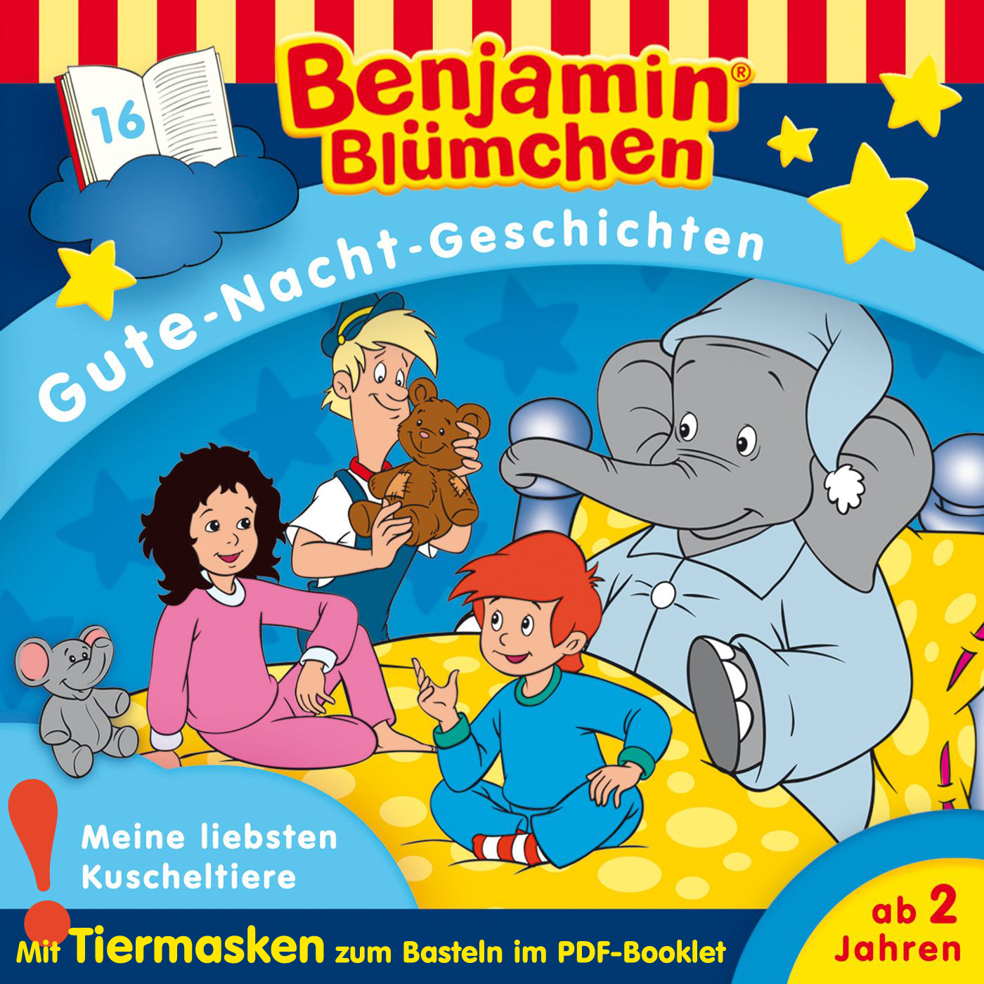 Benjamin Blümchen: Meine liebsten Kuscheltiere ...