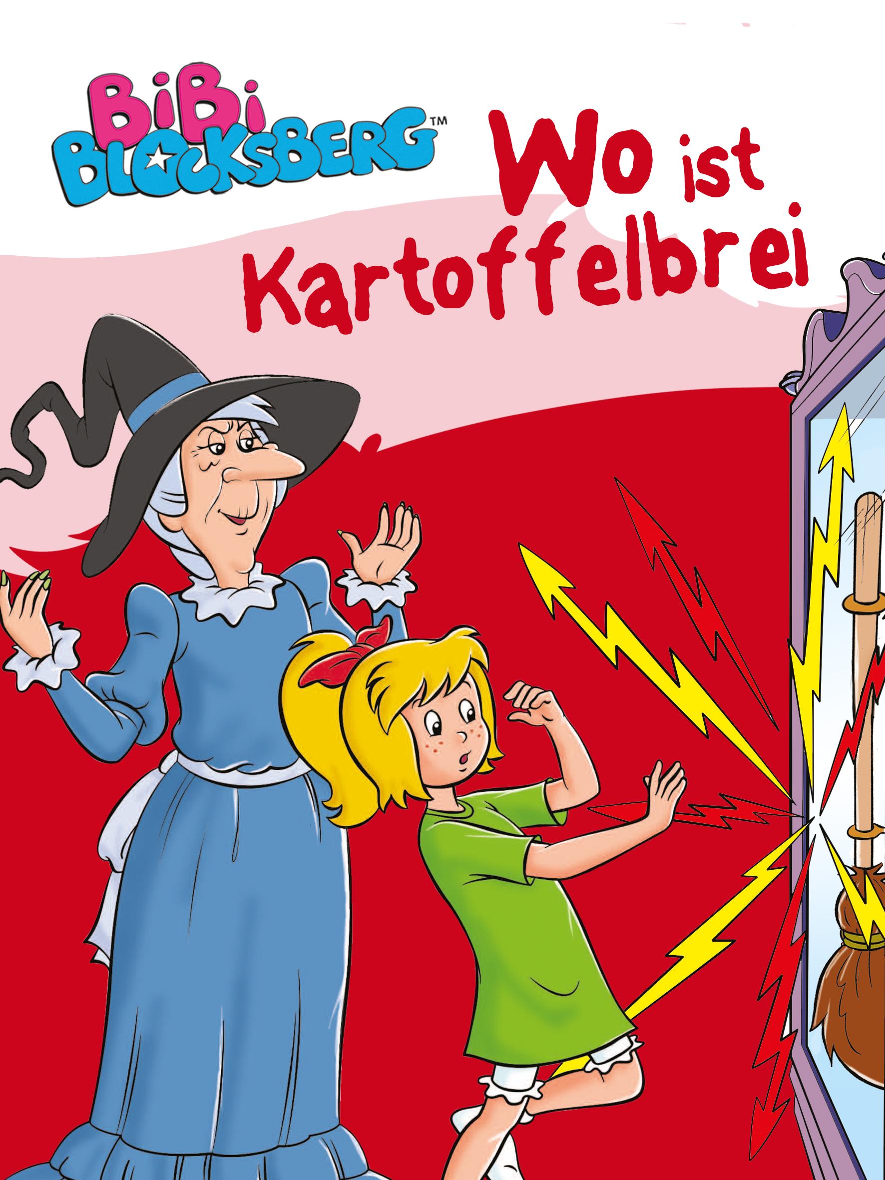 Bibi Blocksberg: Wo ist Kartoffelbrei? - Erstle...