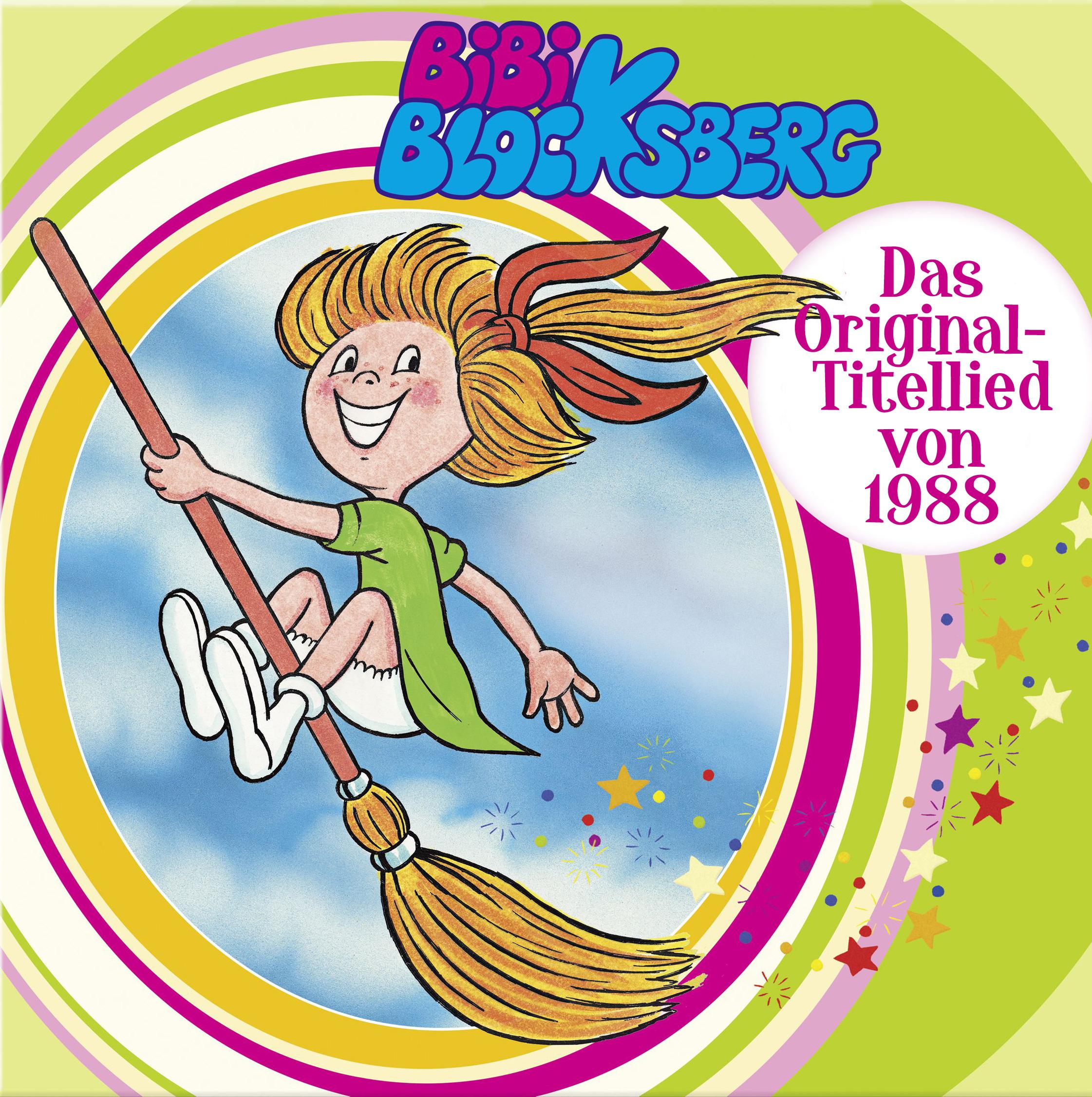 Klingelton Bibi Blocksberg - Titellied von 1988...