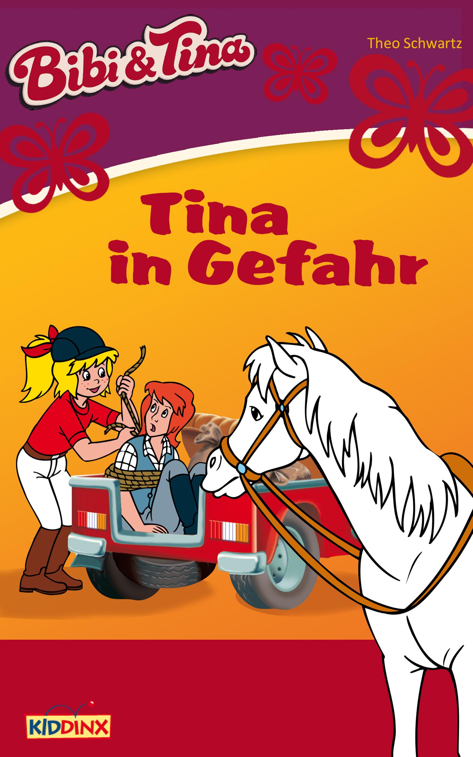 Bibi & Tina: Tina in Gefahr (eBook/Kindle)