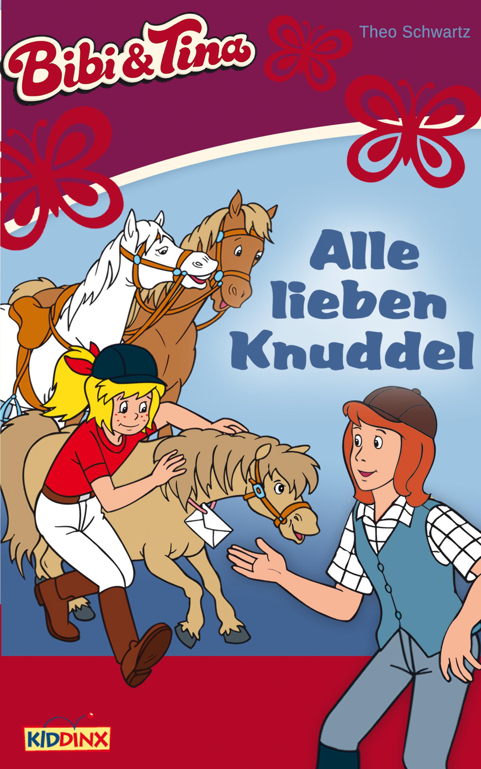 Bibi & Tina: Alle lieben Knuddel (eBook/Kindle)