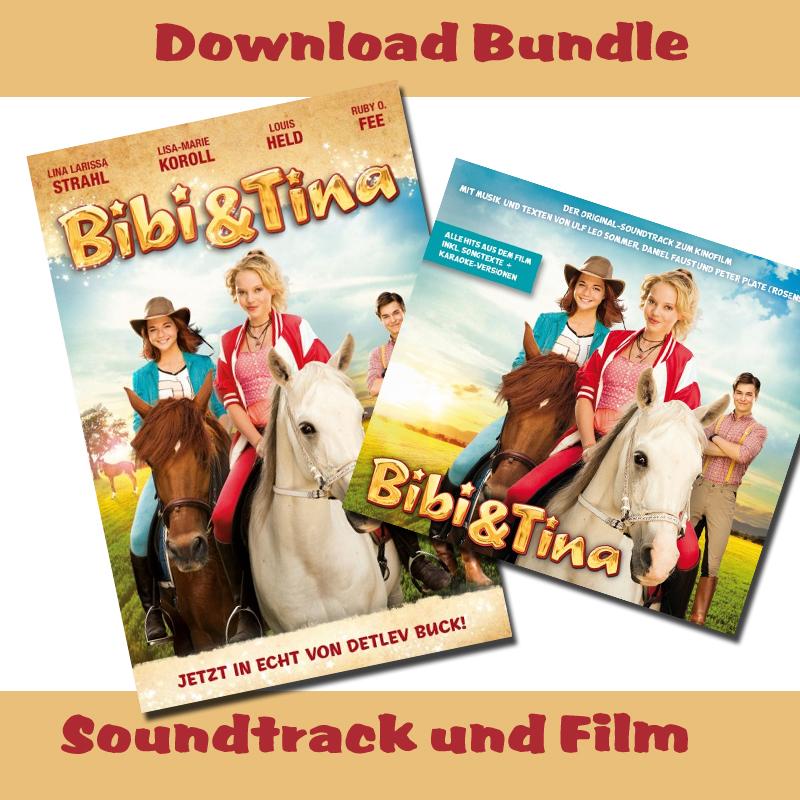 Bibi & Tina - der Kinofilm 1 - Bundle (Download...