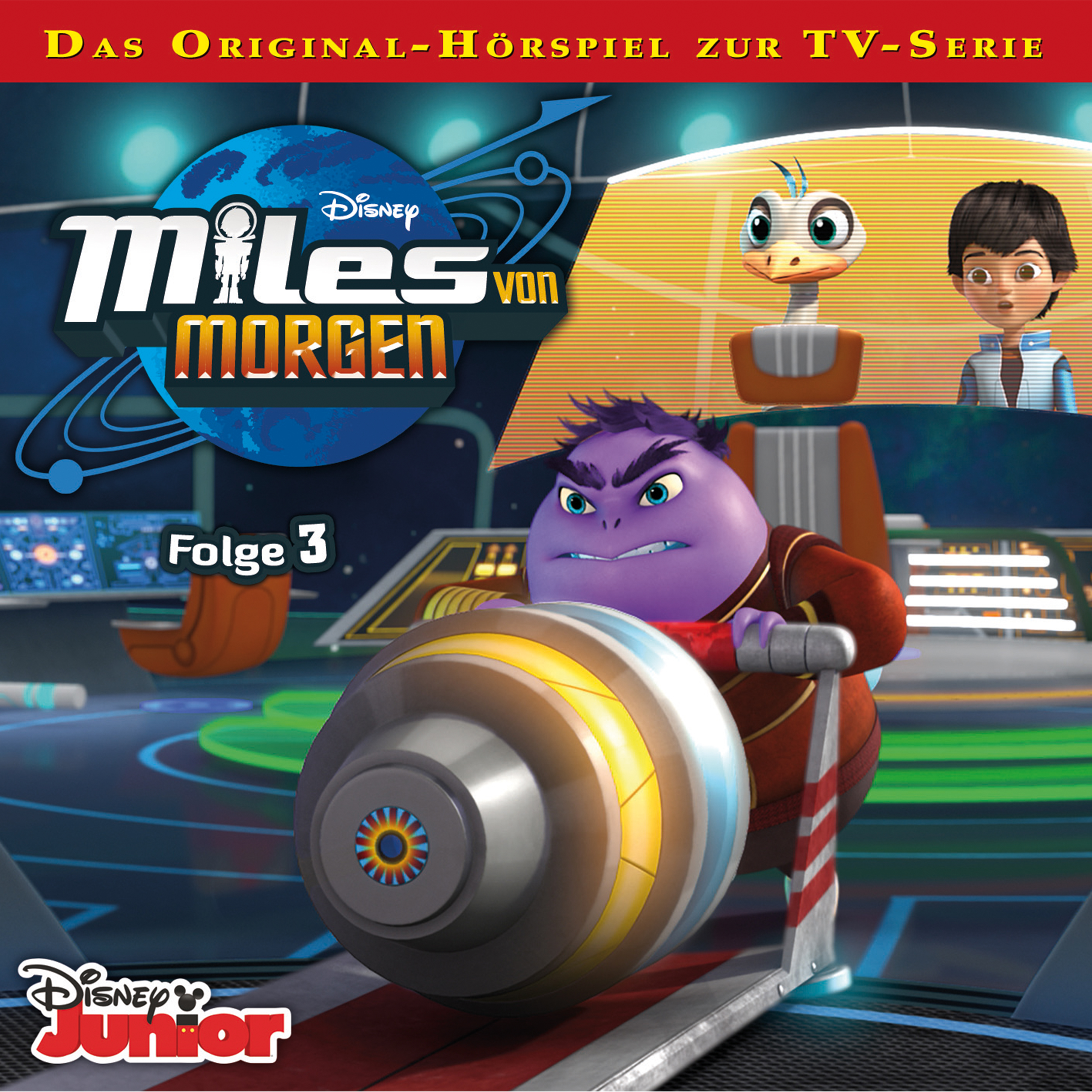 Disney: Miles von Morgen (Folge 3) MP3-Download