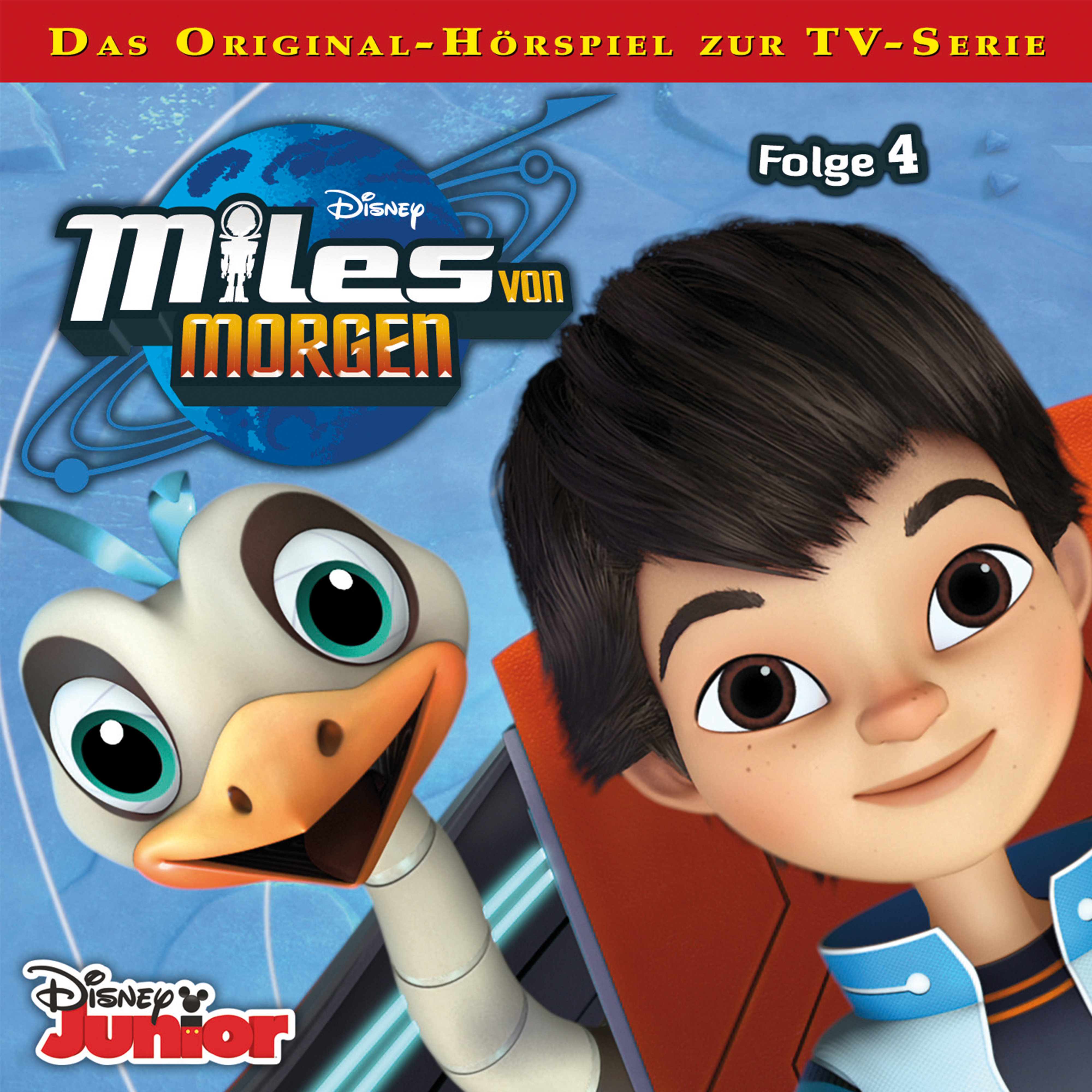 Disney: Miles von Morgen (Folge 4) MP3-Download