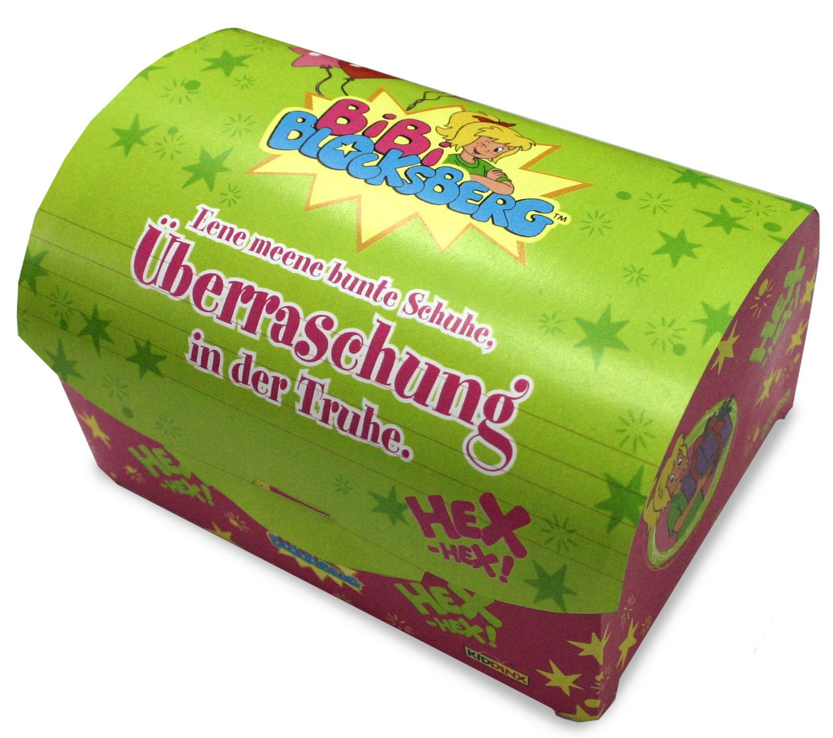 Bibi Blocksberg: Geschenkbox