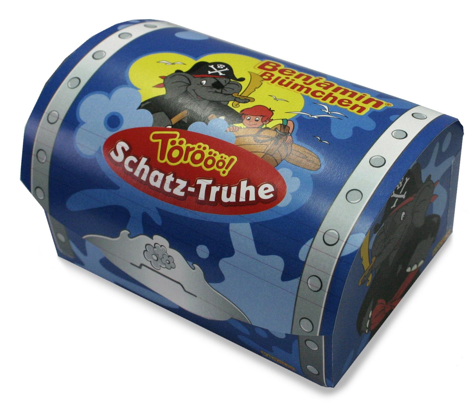 Vorschaubild von Benjamin Blümchen Geschenkbox (aufgebaut)