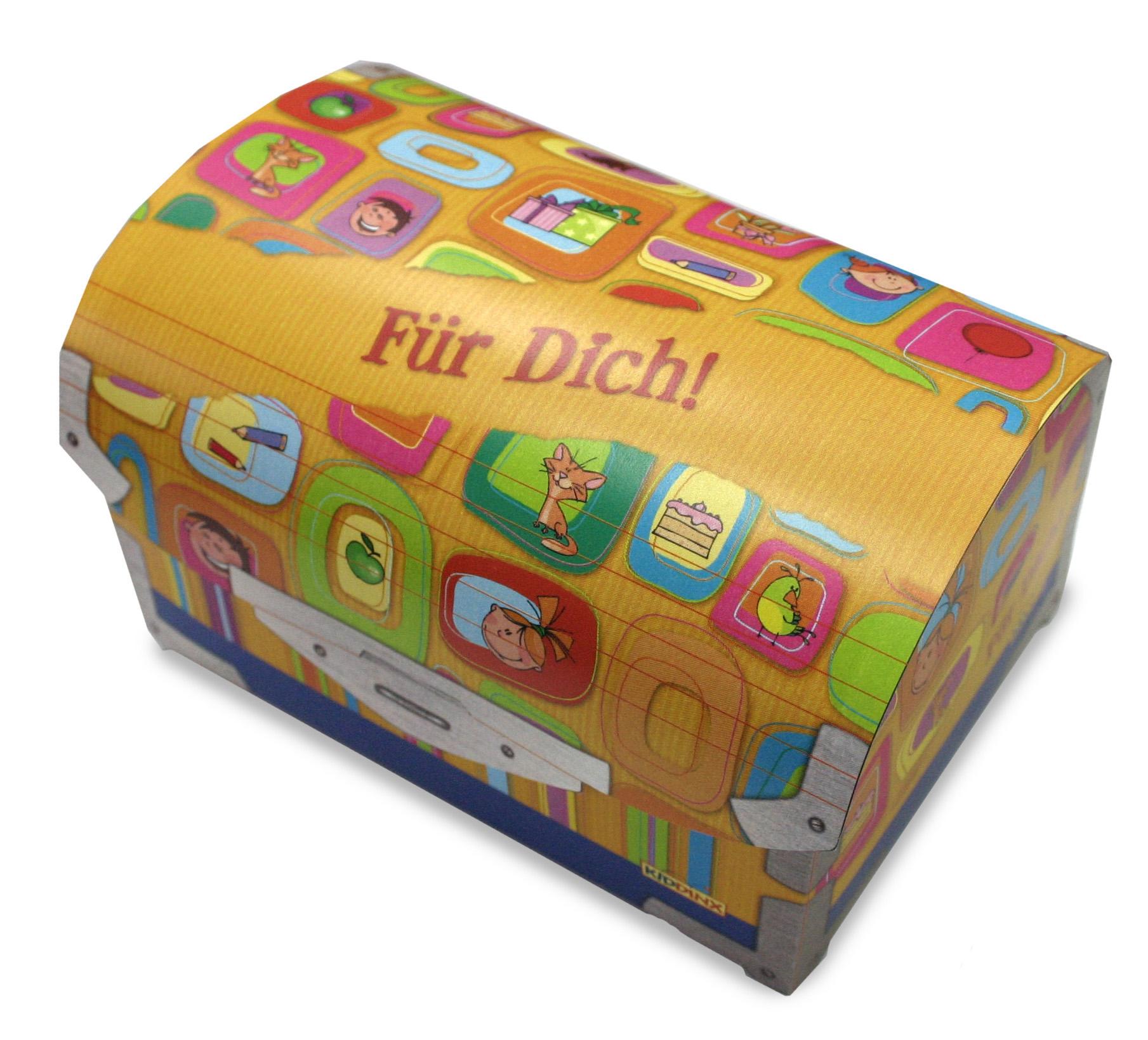 Vorschaubild von Allgemeine Geschenkbox (aufgebaut)