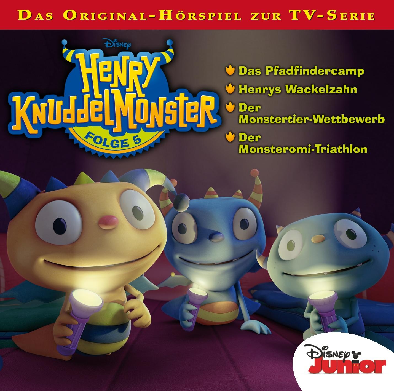 Disney: Henry Knuddelmonster (Folge 5) MP3-Download